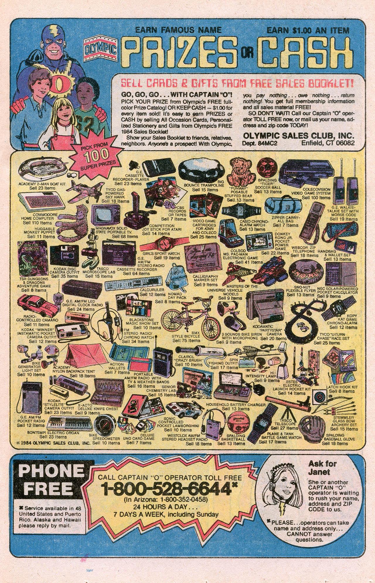 Read online Alpha Flight (1983) comic -  Issue #10 - 23