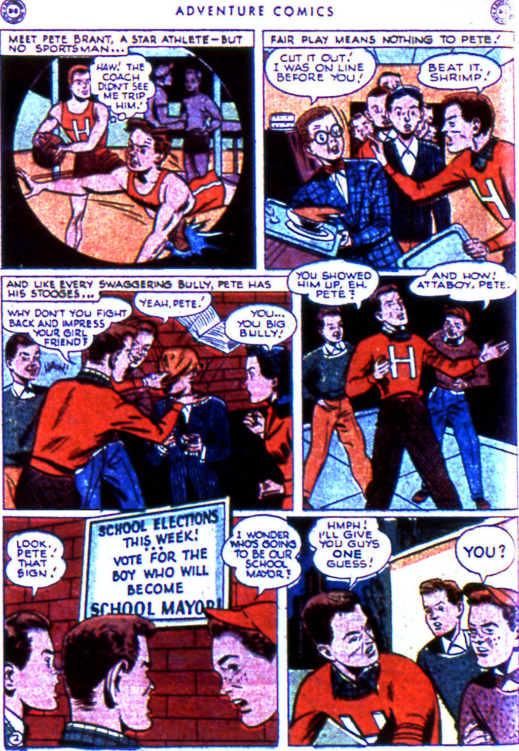 Read online Adventure Comics (1938) comic -  Issue #123 - 4