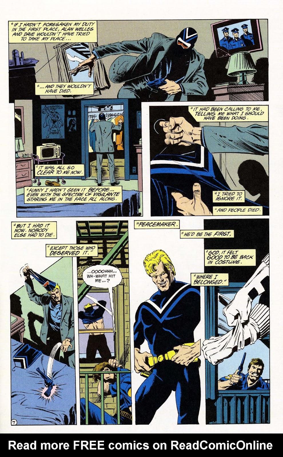 Vigilante (1983) issue 37 - Page 9
