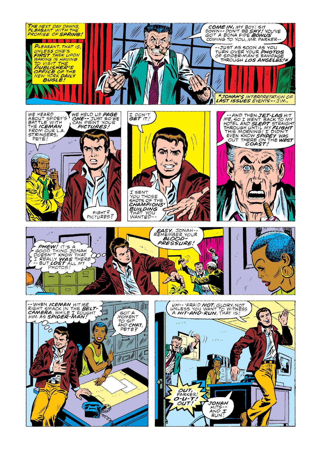 Read online Marvel Masterworks: The Spectacular Spider-Man comic -  Issue # TPB 2 (Part 1) - 68
