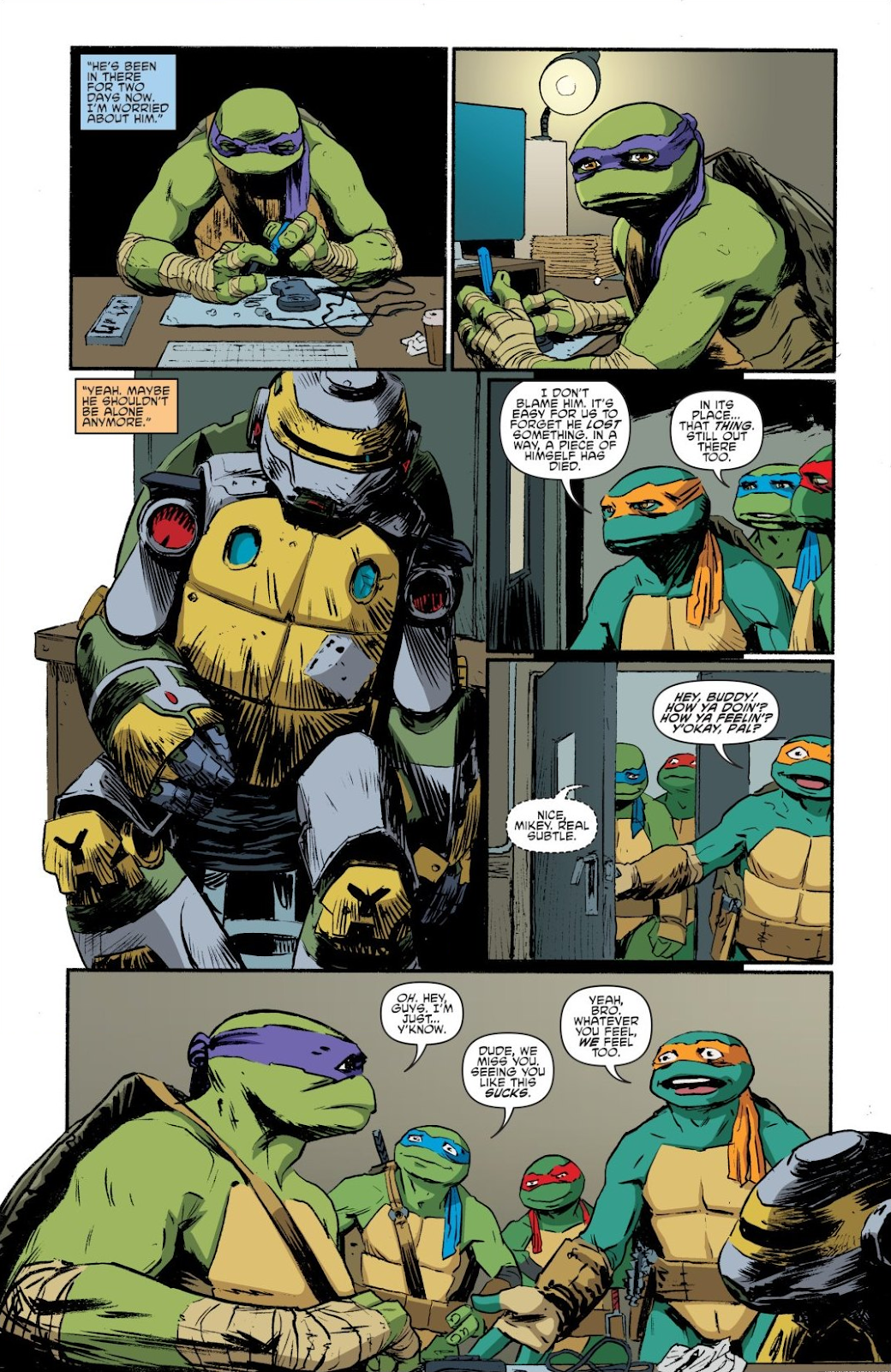 Read online Teenage Mutant Ninja Turtles: The IDW Collection comic -  Issue # TPB 8 (Part 4) - 78