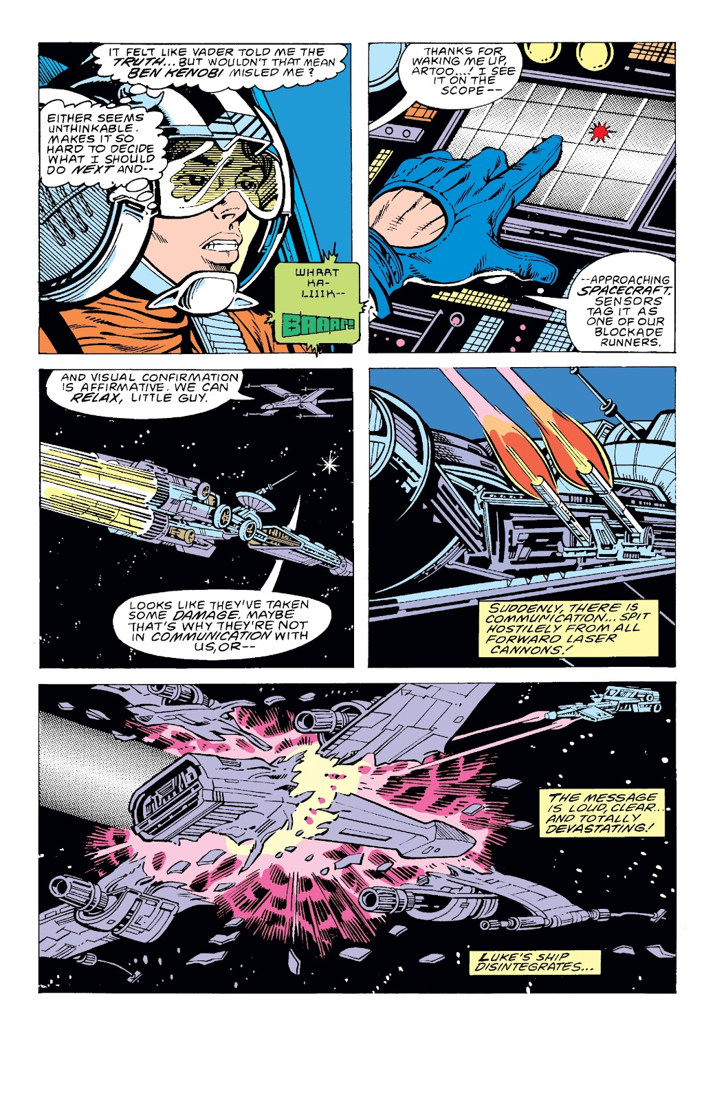 Read online Star Wars Legends: The Original Marvel Years - Epic Collection comic -  Issue # TPB 3 (Part 2) - 20