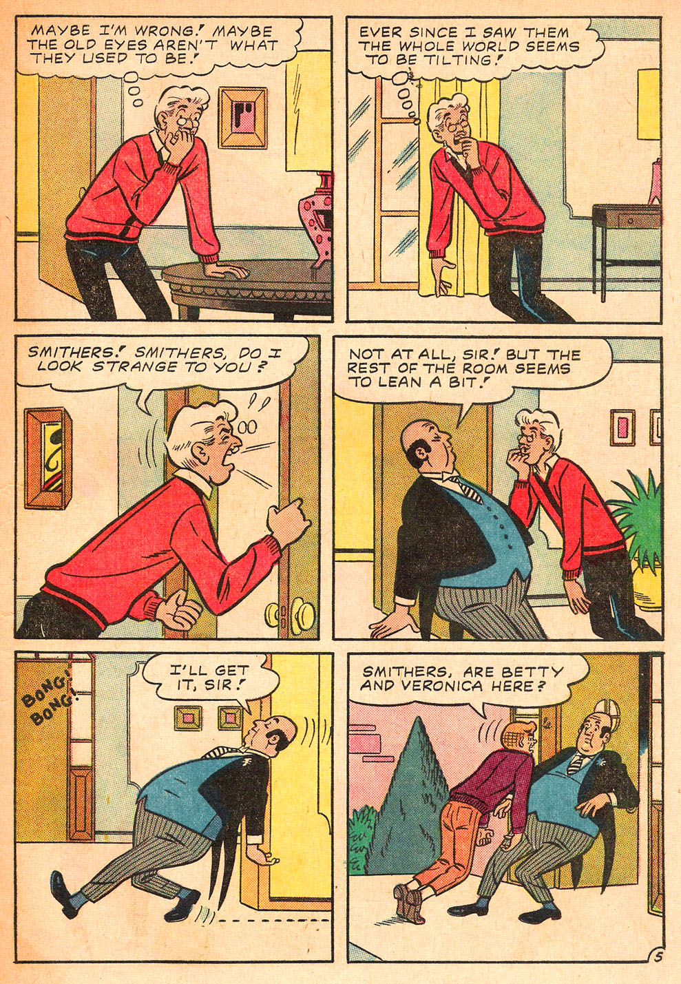 Read online Archie's Girls Betty and Veronica comic -  Issue #122 - 17