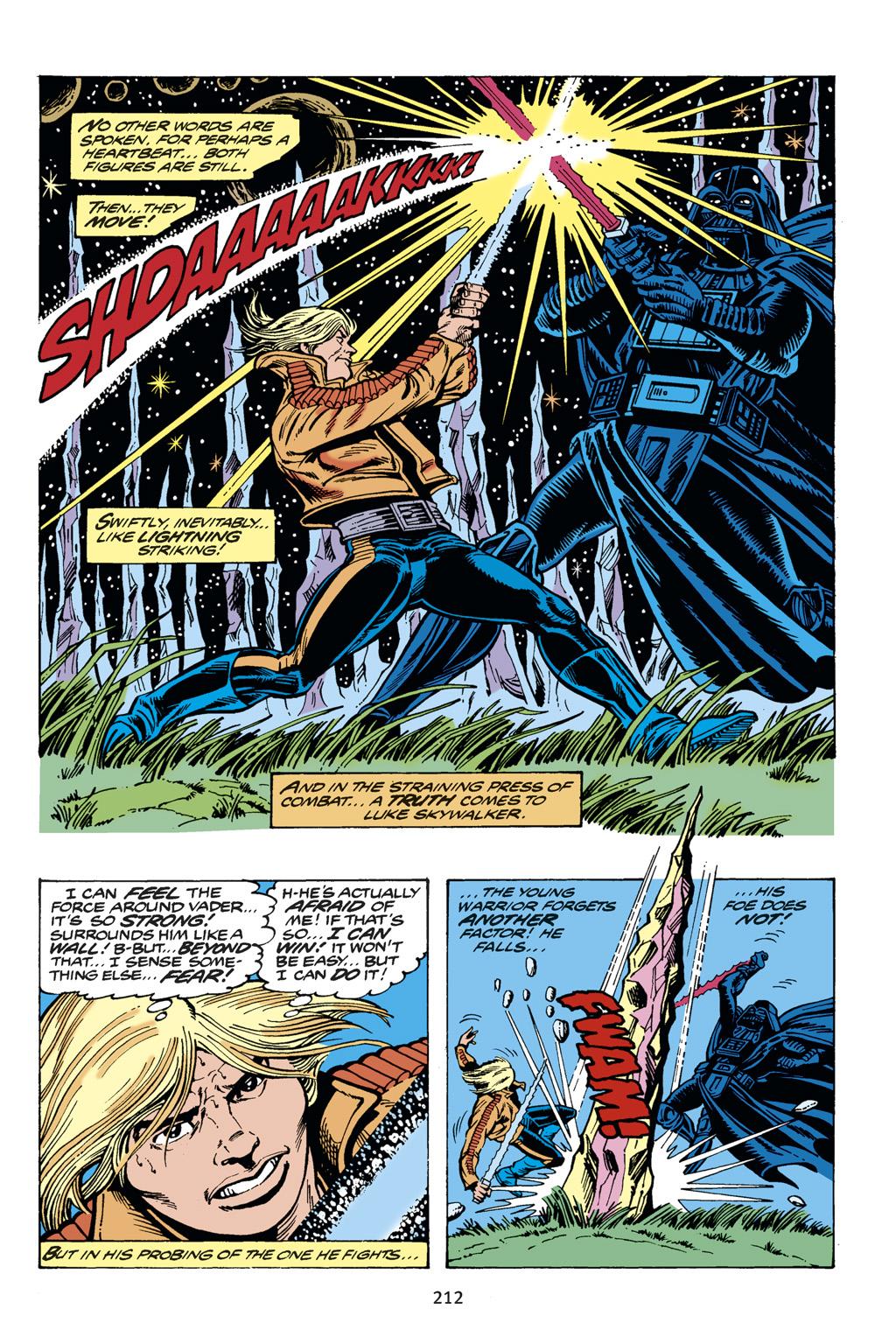 Read online Star Wars Omnibus comic -  Issue # Vol. 14 - 211