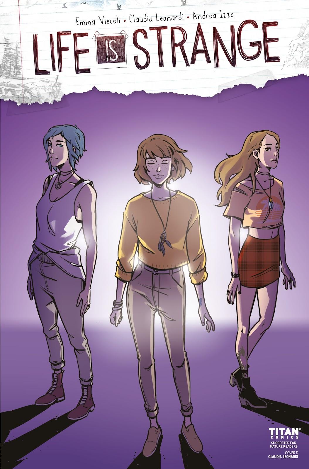Read online Life is Strange comic -  Issue #5 - 4
