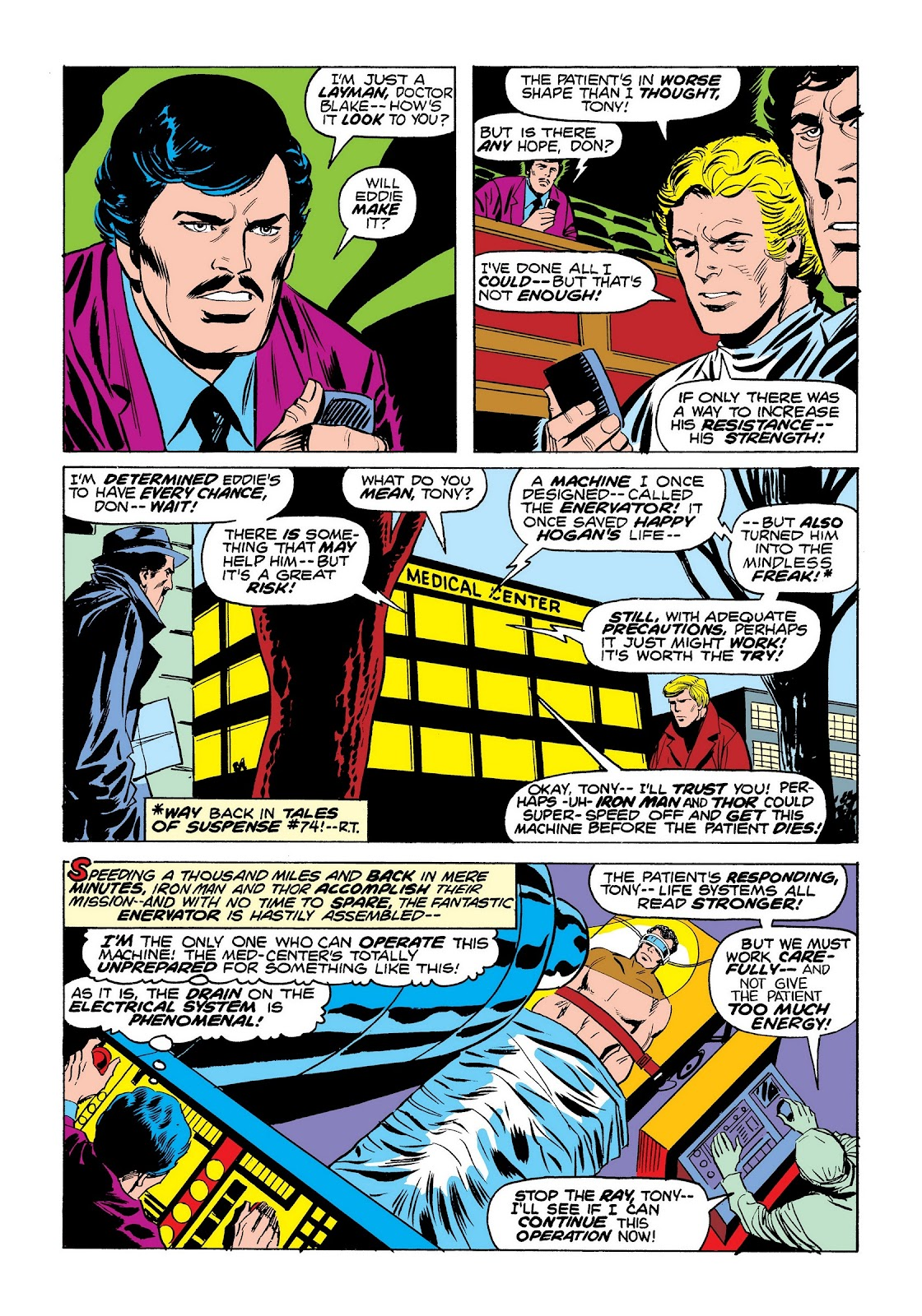 Read online Marvel Masterworks: The Invincible Iron Man comic -  Issue # TPB 9 (Part 3) - 81