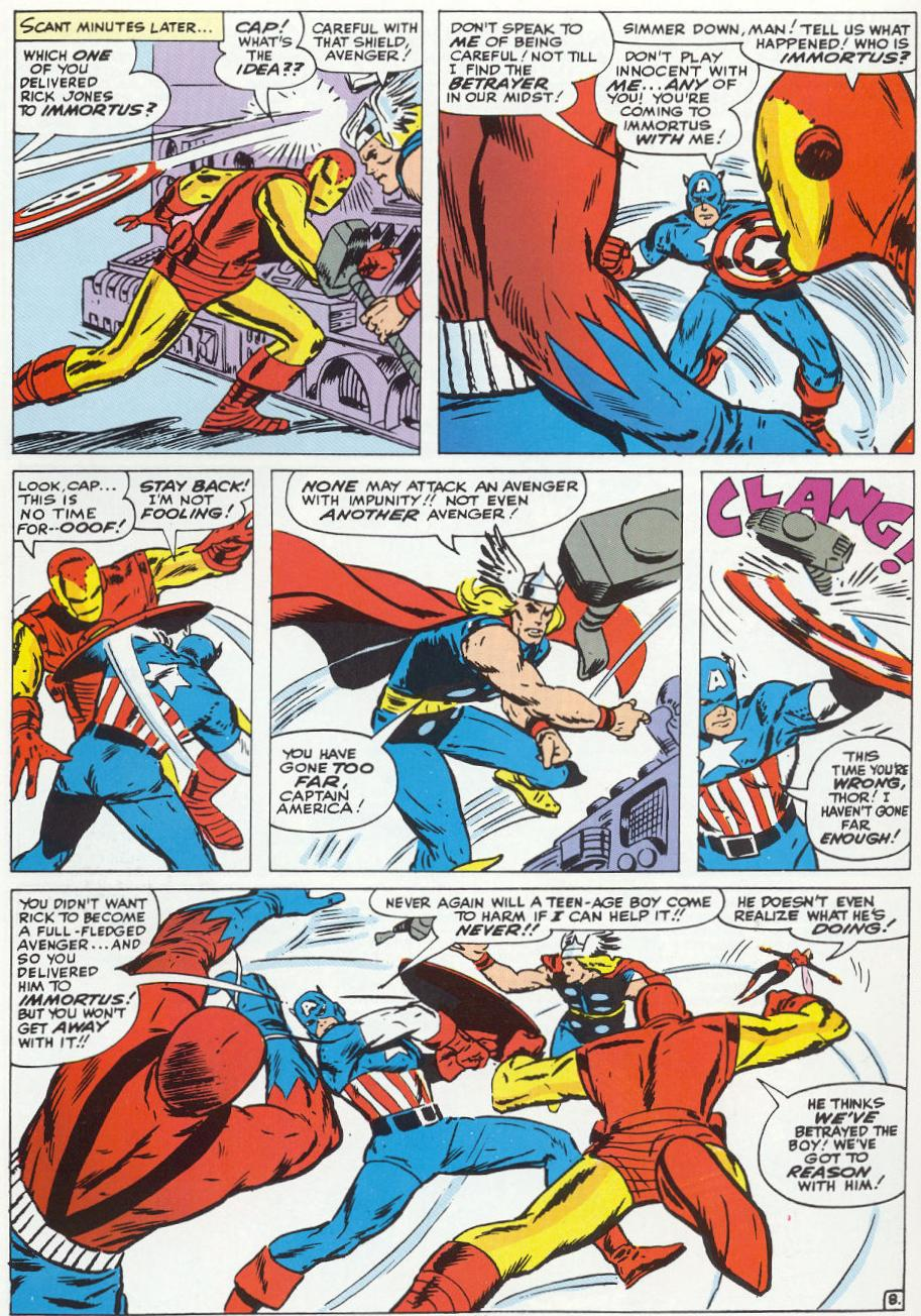 The Avengers (1963) 10 Page 8