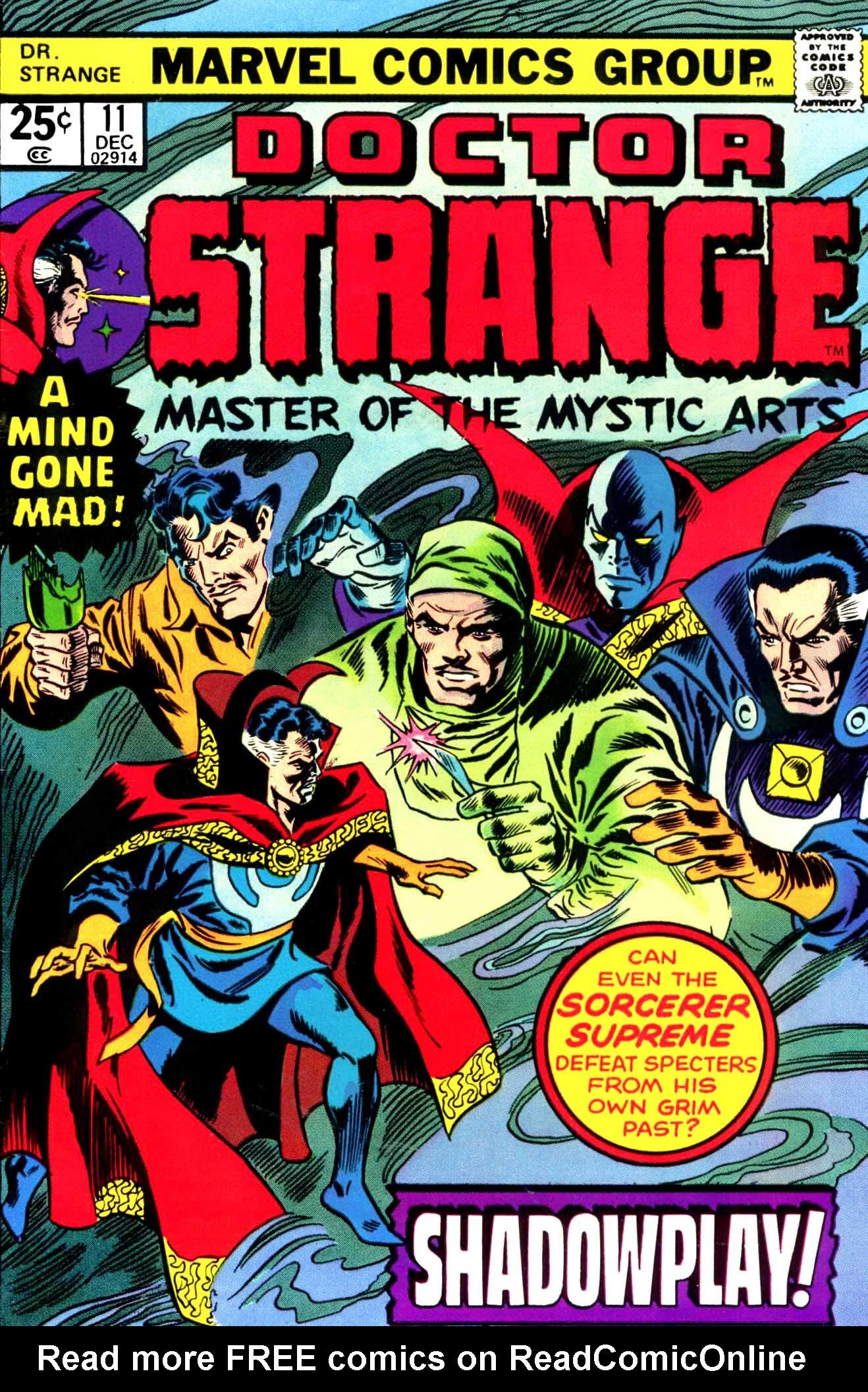 Doctor Strange (1974) 11 Page 1