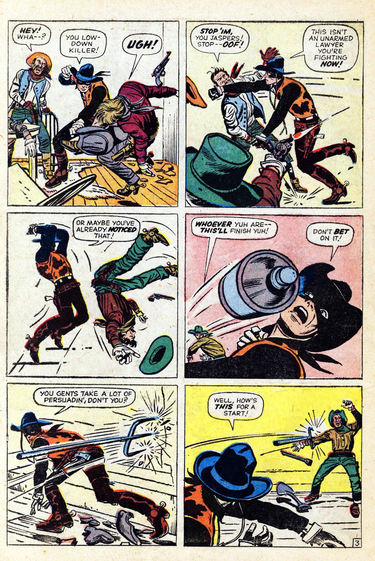 Read online Two-Gun Kid comic -  Issue #60 - 30