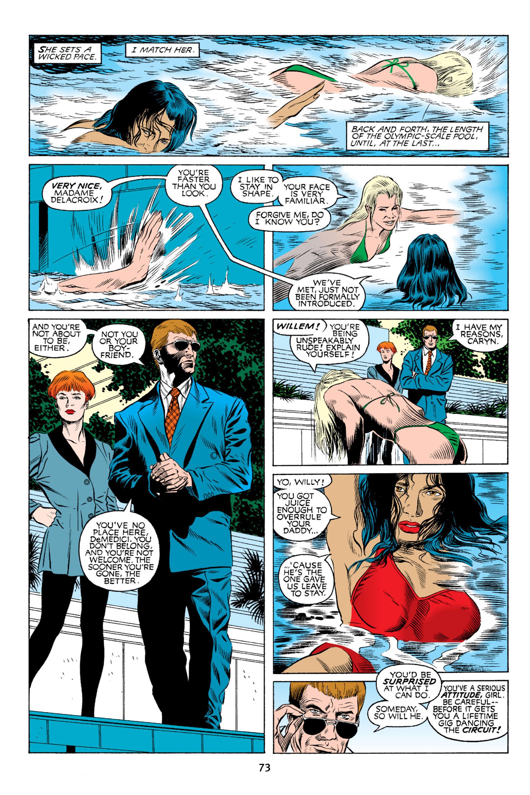Read online Aliens vs. Predator Omnibus comic -  Issue # _TPB 2 Part 1 - 72