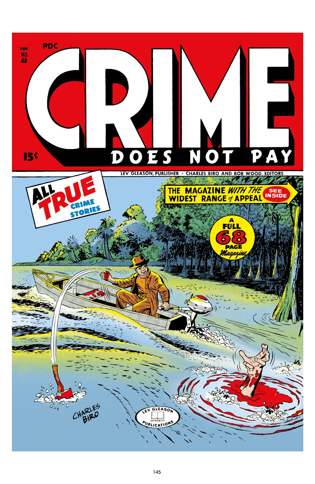 Read online Crime Does Not Pay Archives comic -  Issue # TPB 7 (Part 2) - 47