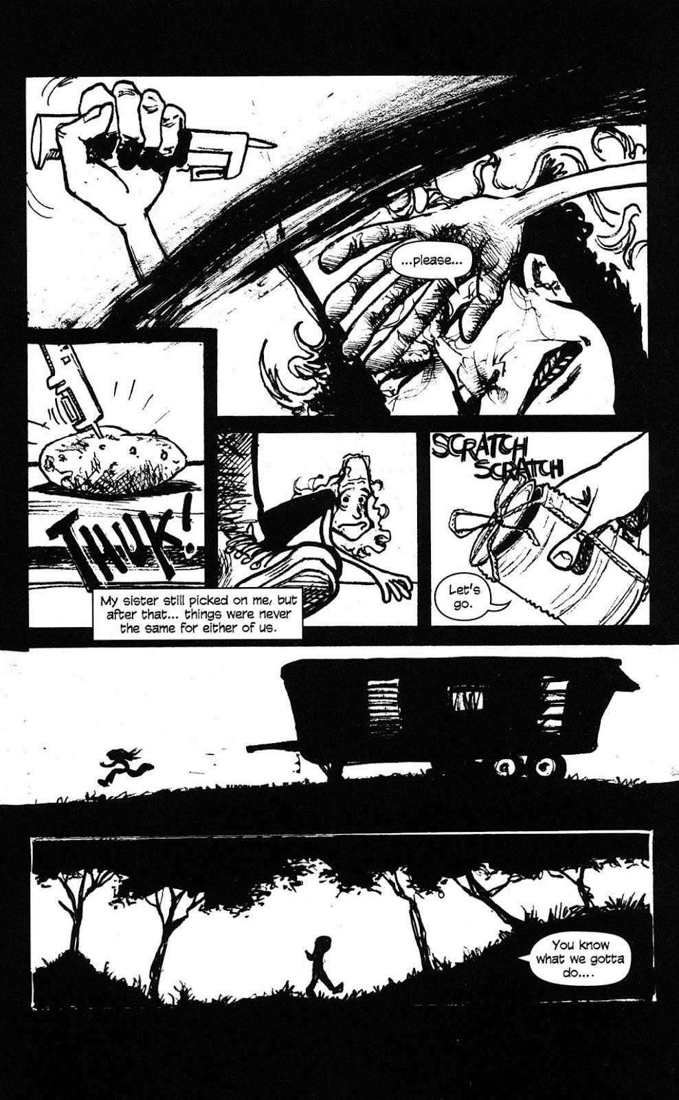 Read online Ojo comic -  Issue #5 - 13