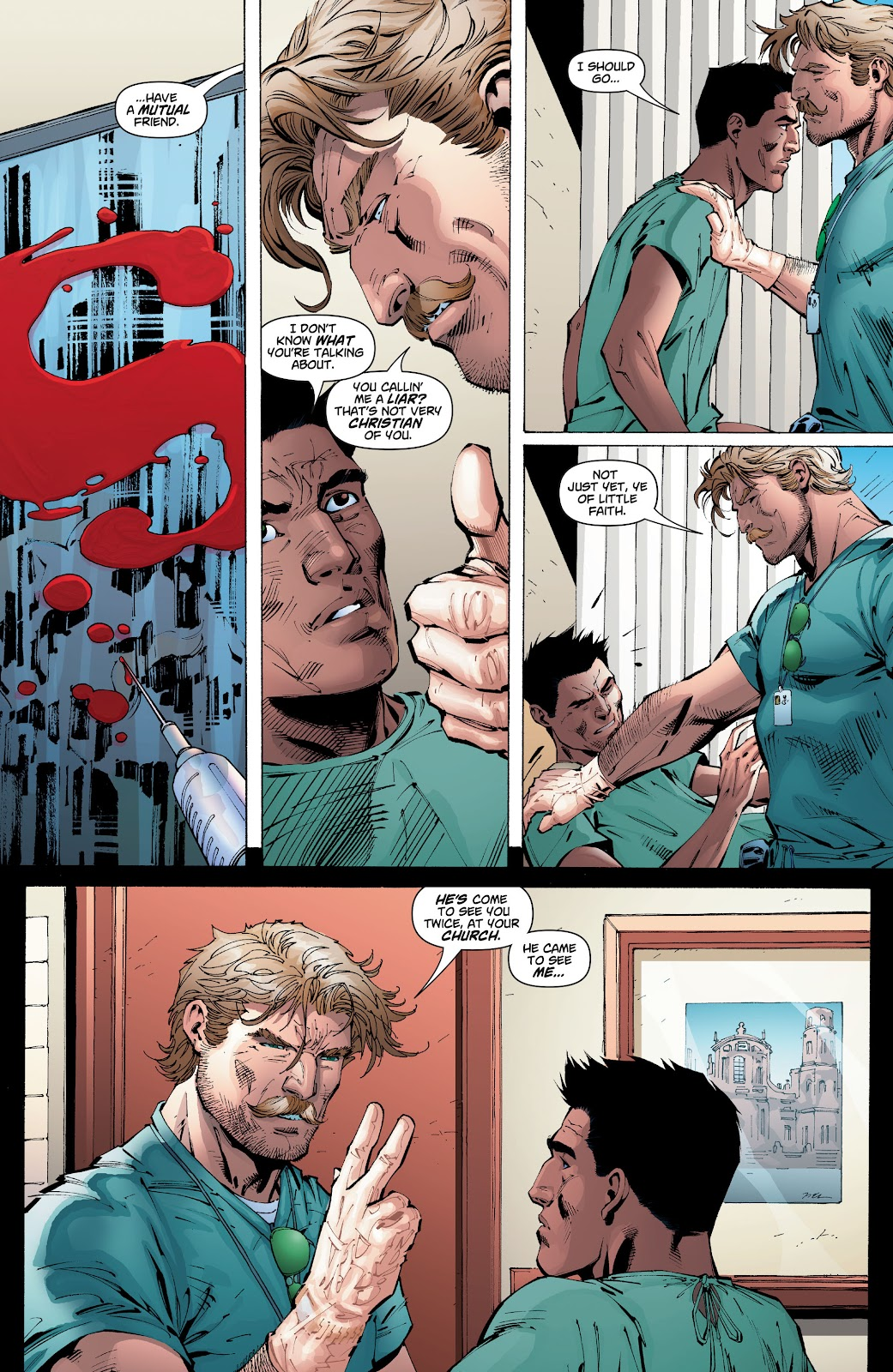 Read online Superman: For Tomorrow comic -  Issue # TPB (Part 2) - 12
