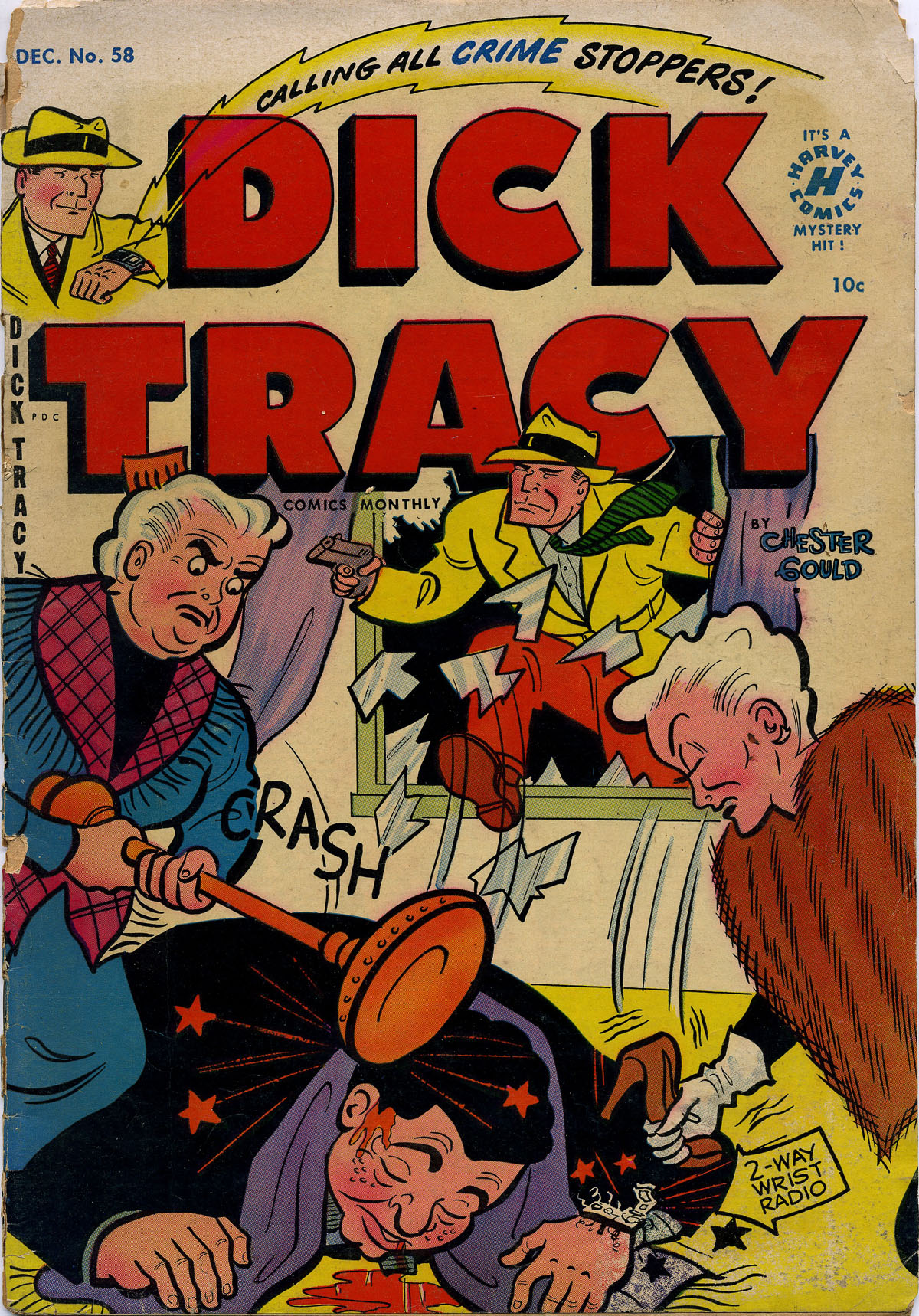 Dick Tracy (1950) 58 Page 1