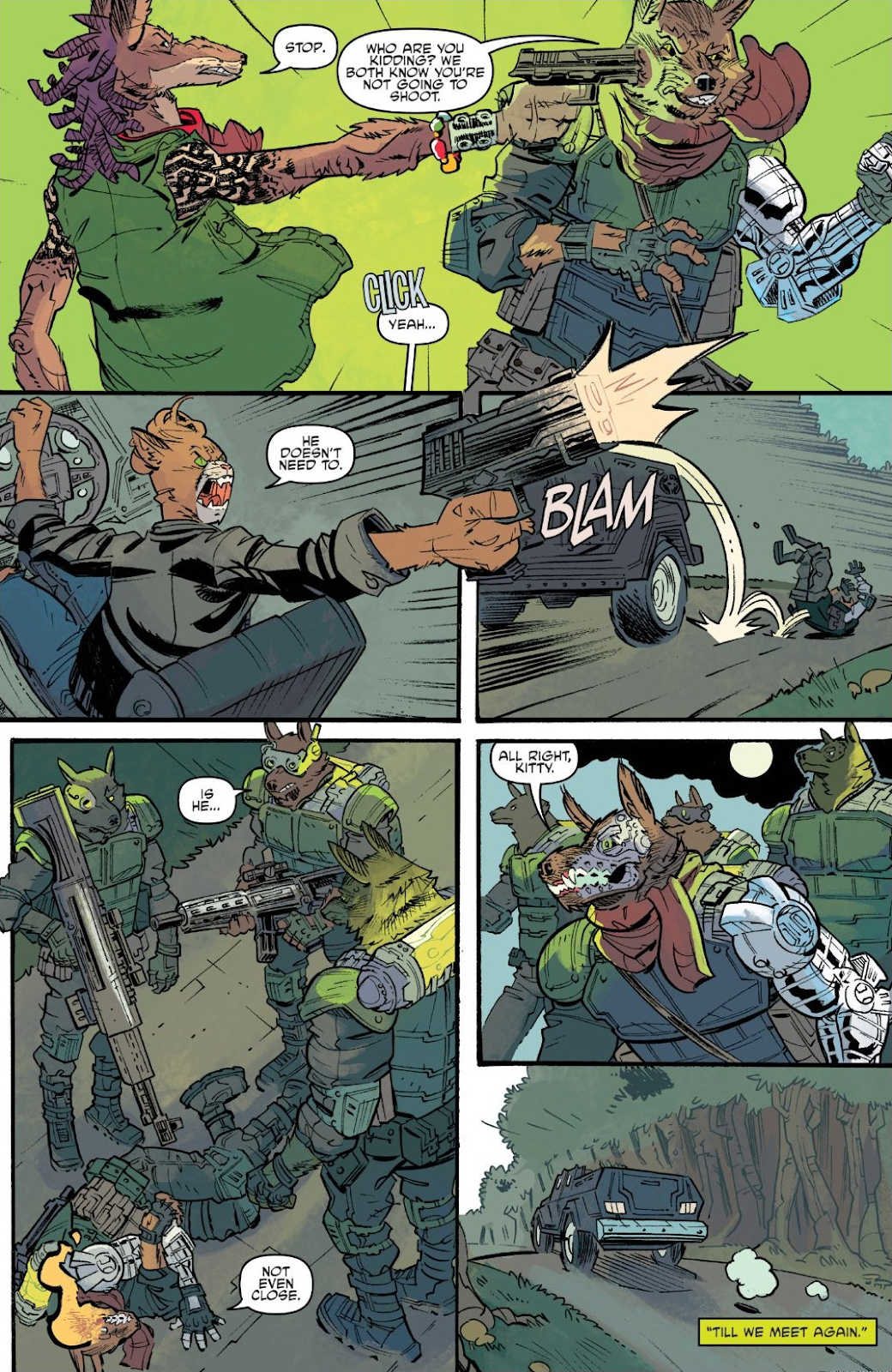 Read online Teenage Mutant Ninja Turtles: The IDW Collection comic -  Issue # TPB 9 (Part 3) - 43