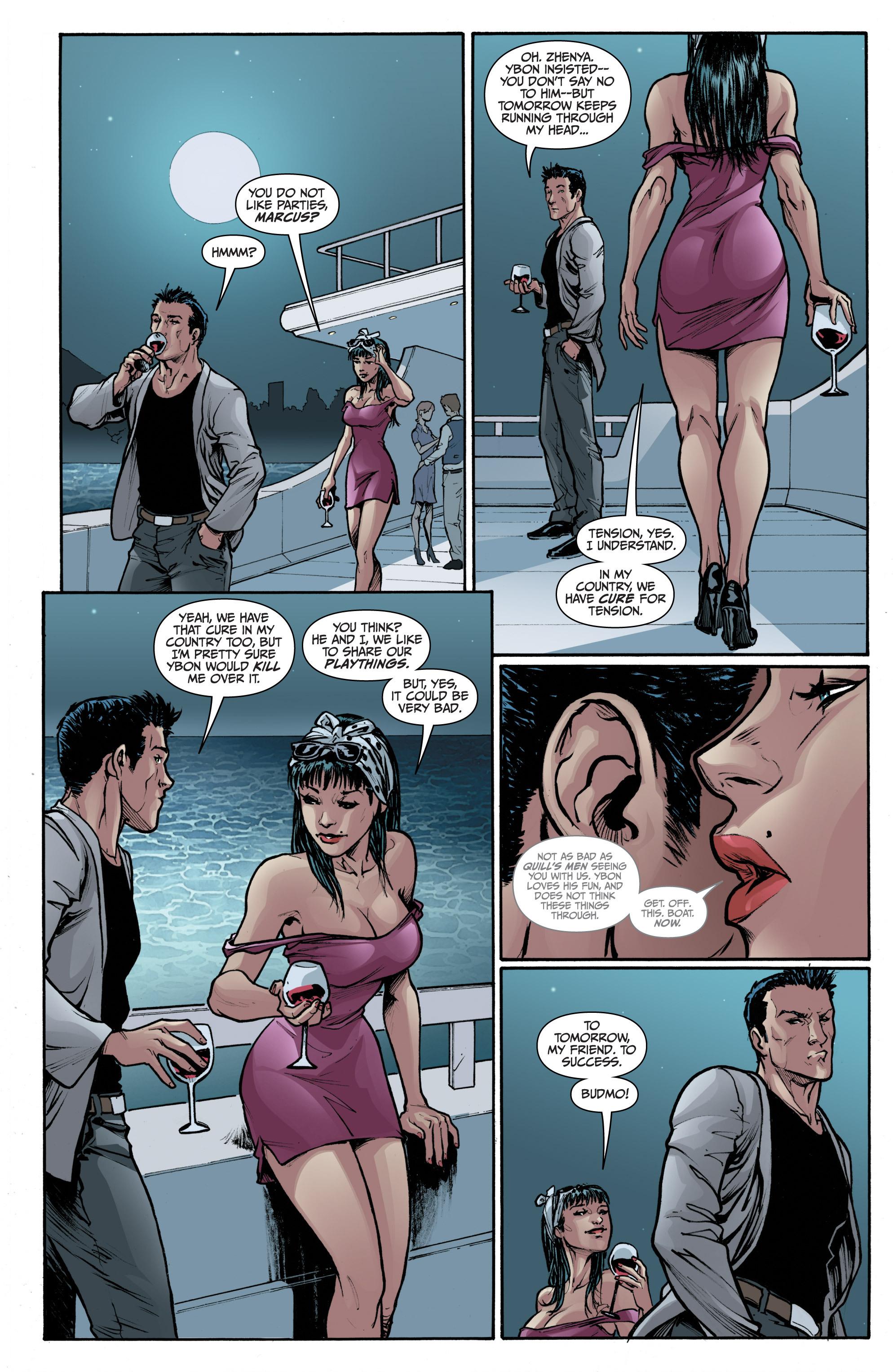 Read online 3 Guns comic -  Issue #1 - 11