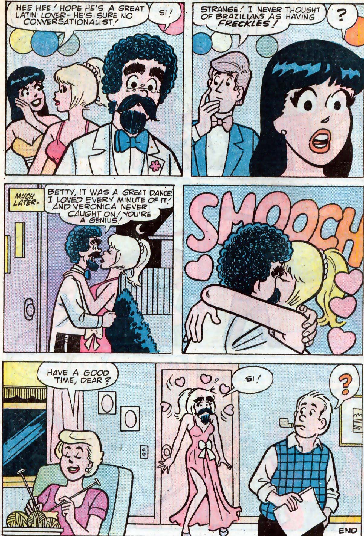 Read online Archie (1960) comic -  Issue #333 - 13
