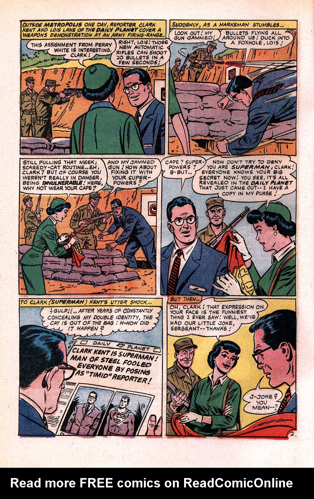 Action Comics (1938) 331 Page 2