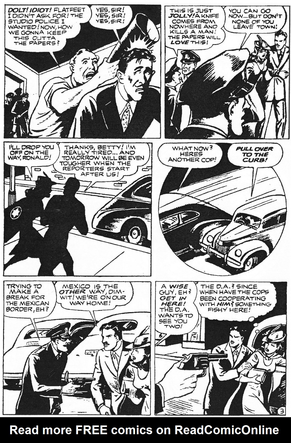Read online Men of Mystery Comics comic -  Issue #82 - 147