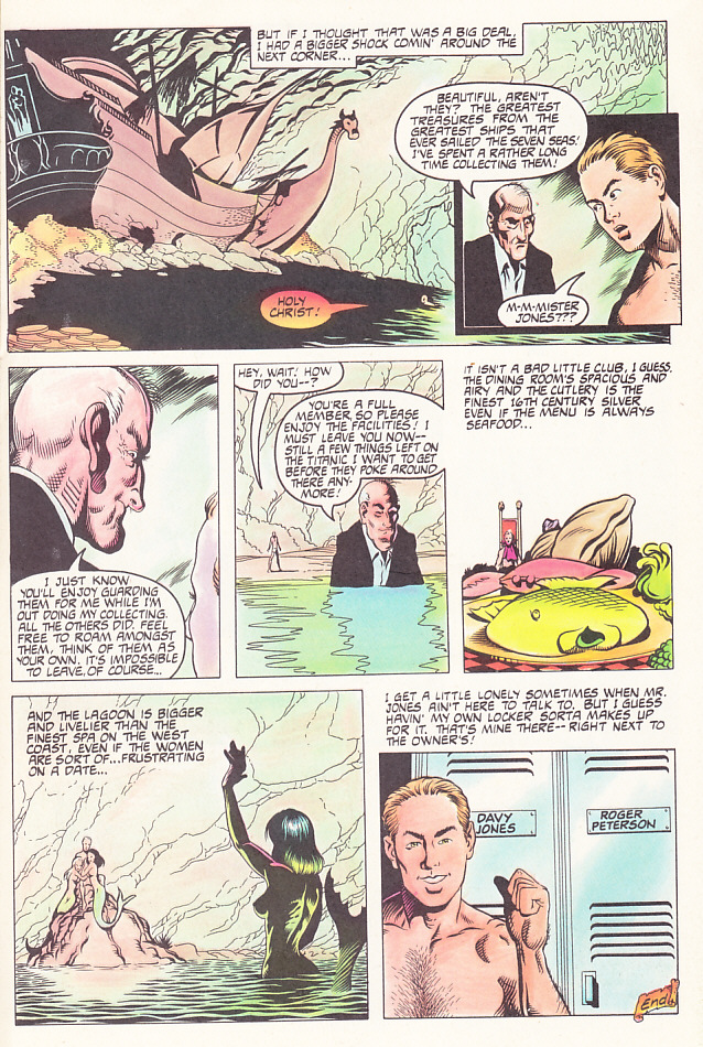 Read online Twisted Tales (1987) comic -  Issue # Full - 48