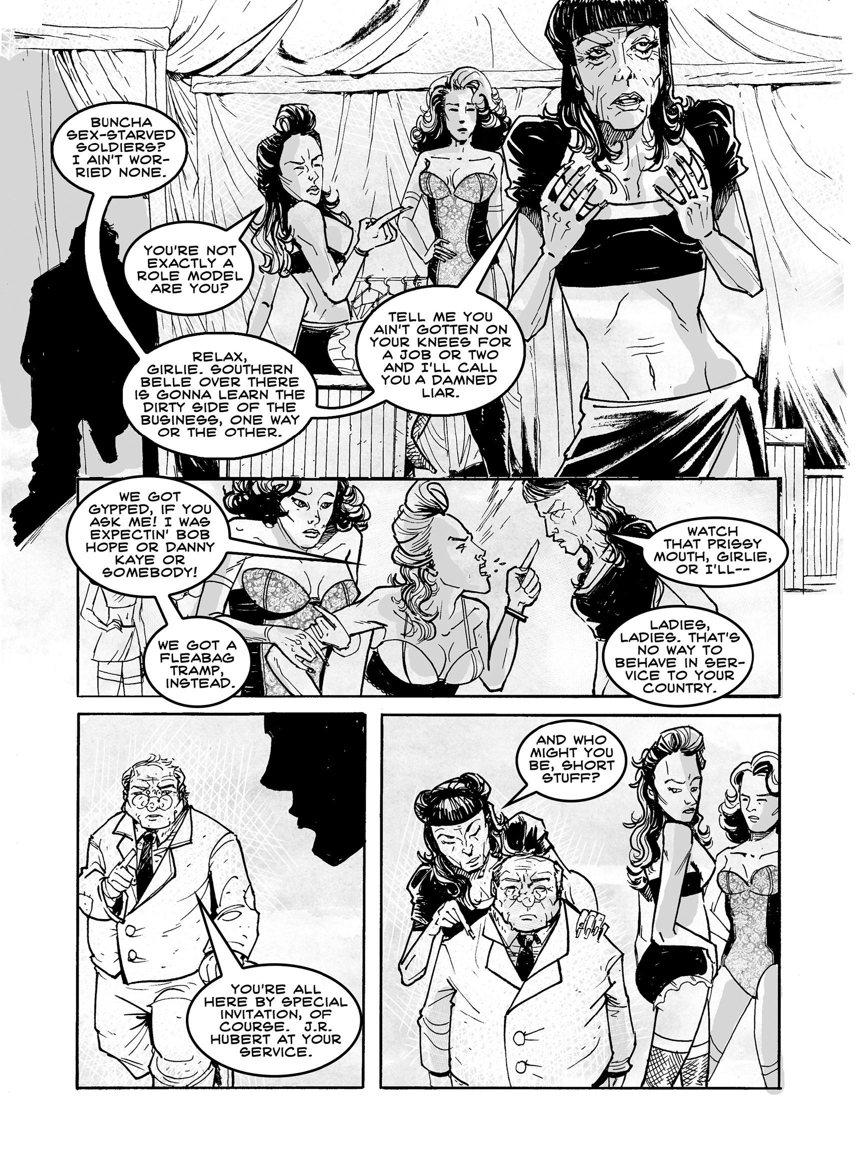 Read online FUBAR comic -  Issue #3 - 308