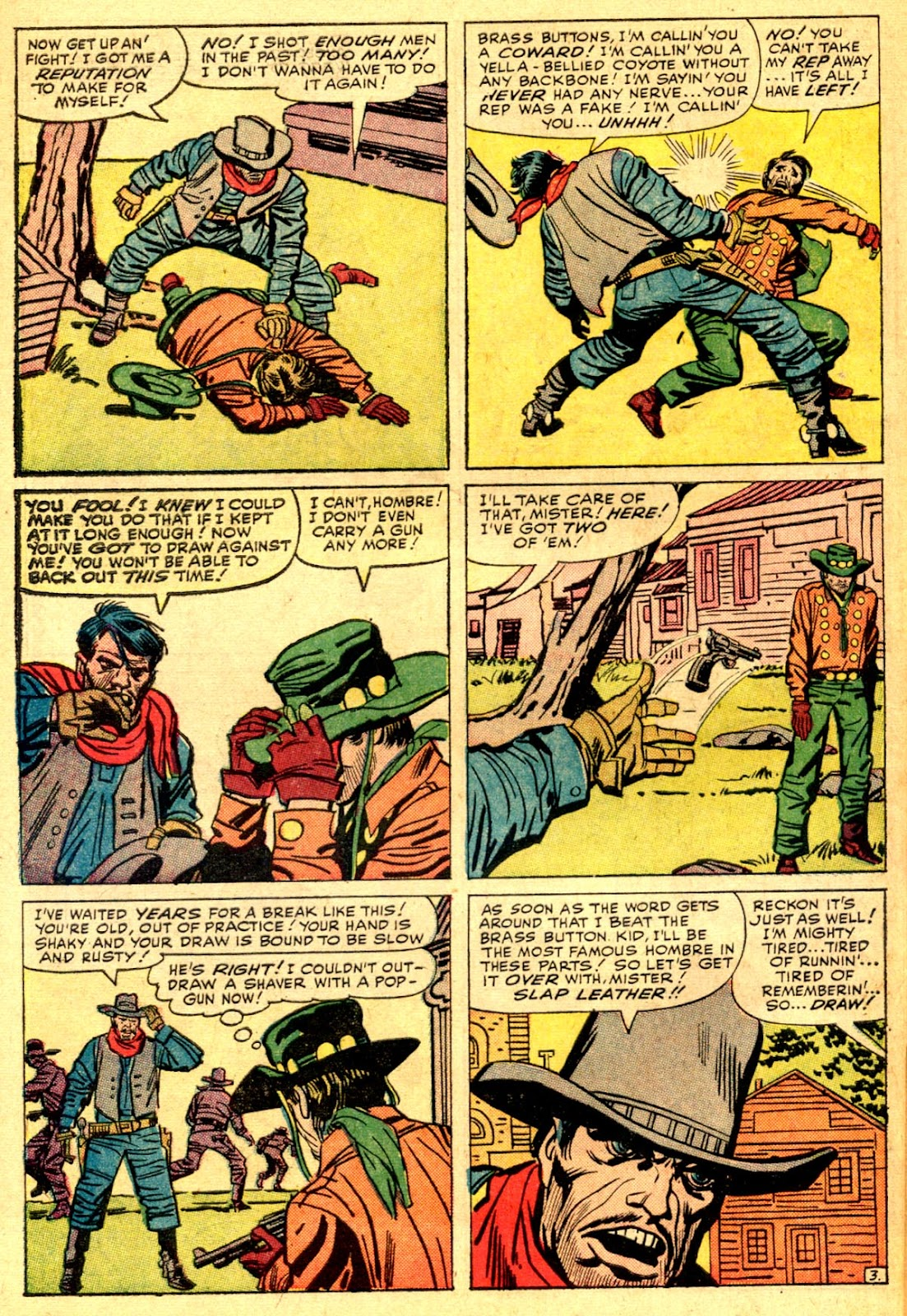 The Rawhide Kid (1955) issue 43 - Page 30