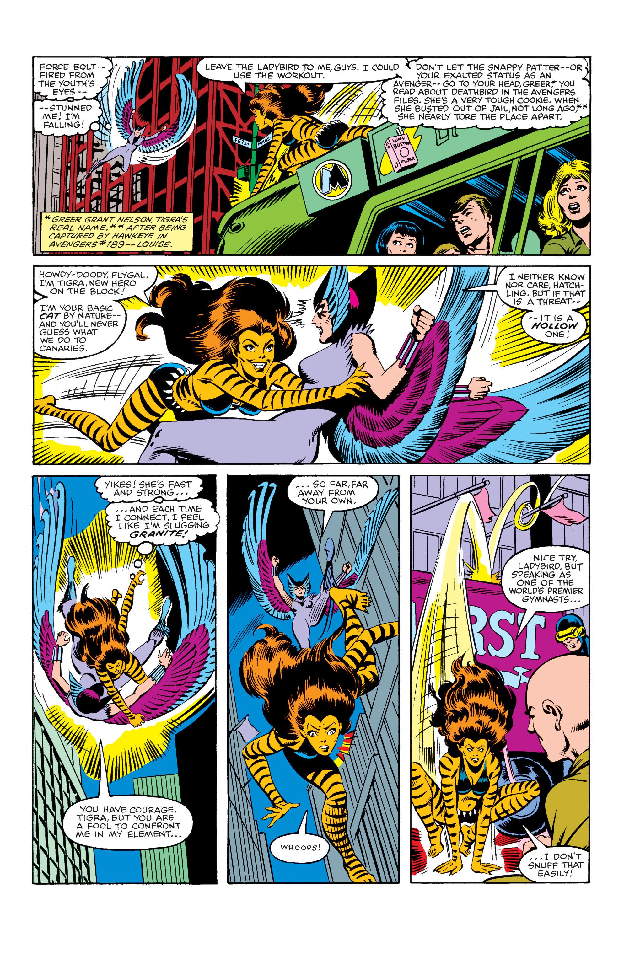 Read online Uncanny X-Men (1963) comic -  Issue #155 - 14