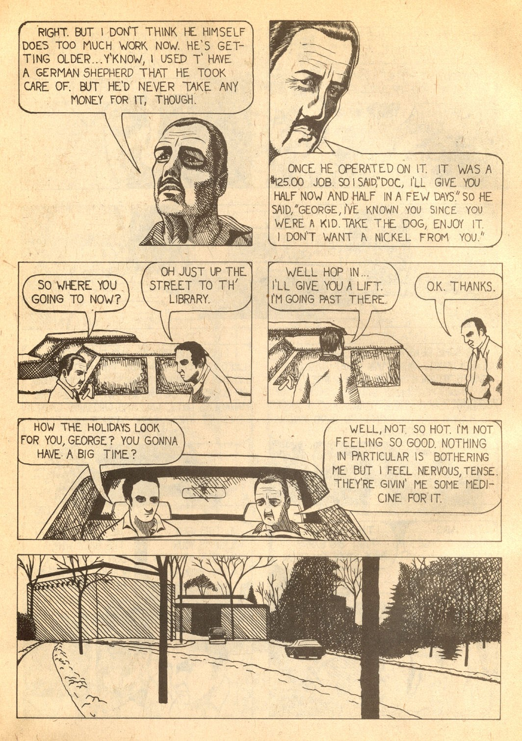 American Splendor (1976) issue 7 - Page 48