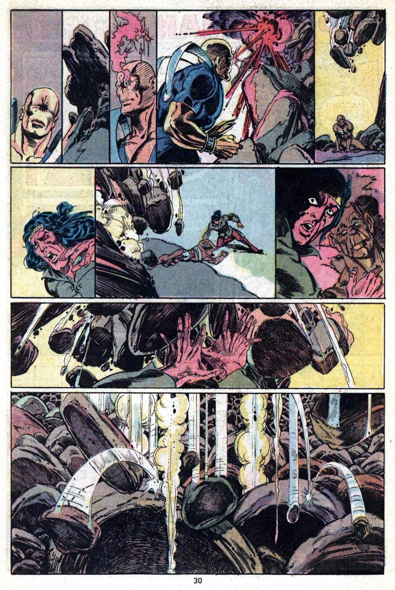 Read online Amazing Adventures (1970) comic -  Issue #34 - 32