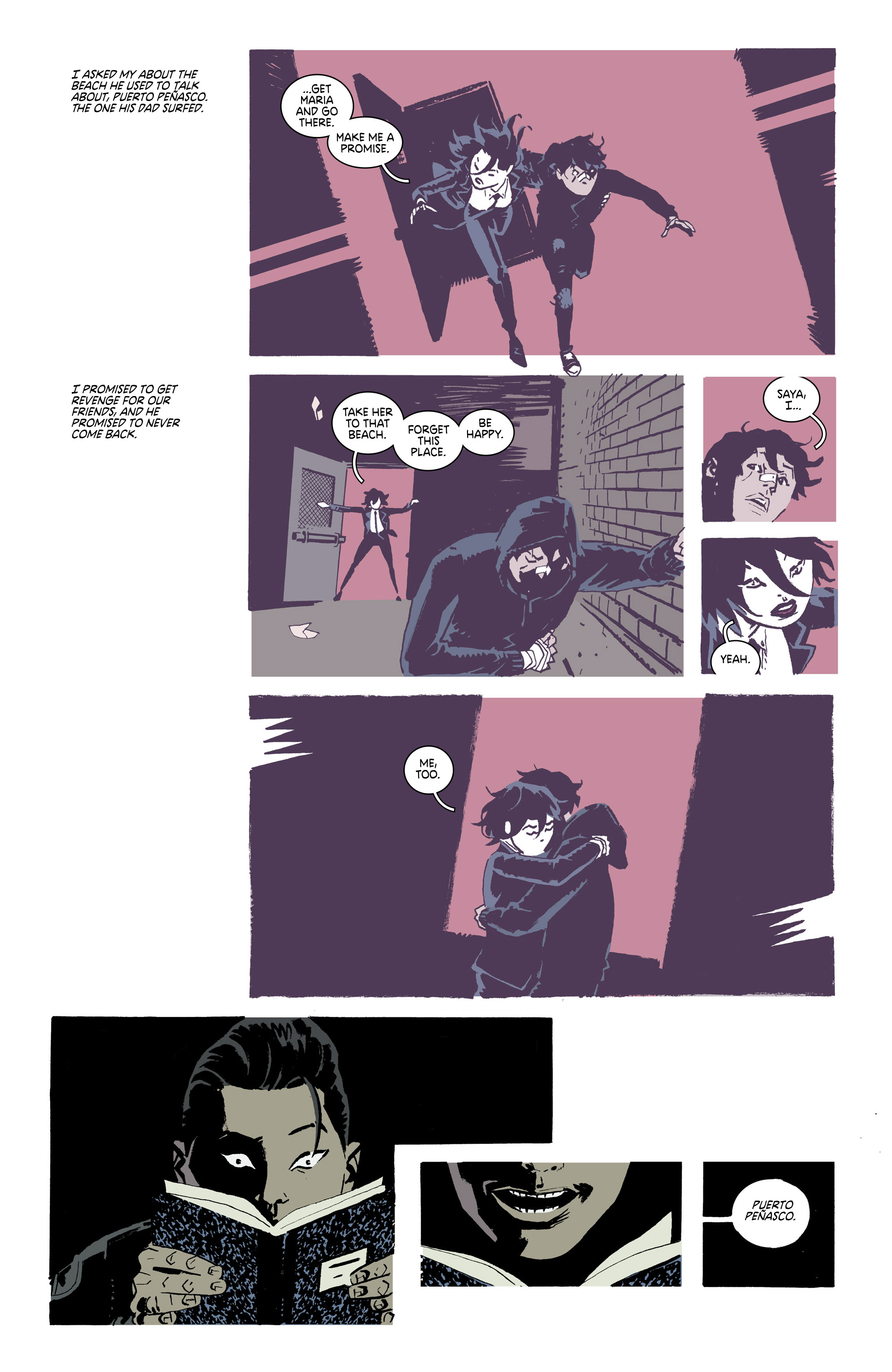 Read online Deadly Class comic -  Issue #28 - 20