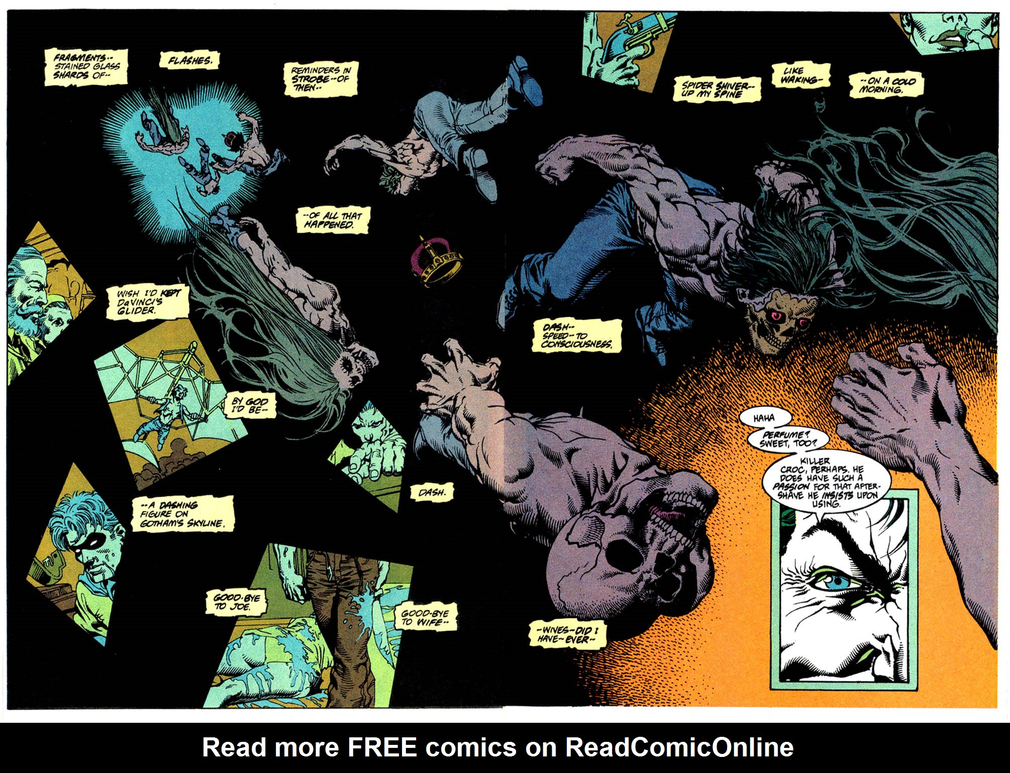 Read online Showcase '94 comic -  Issue #2 - 13