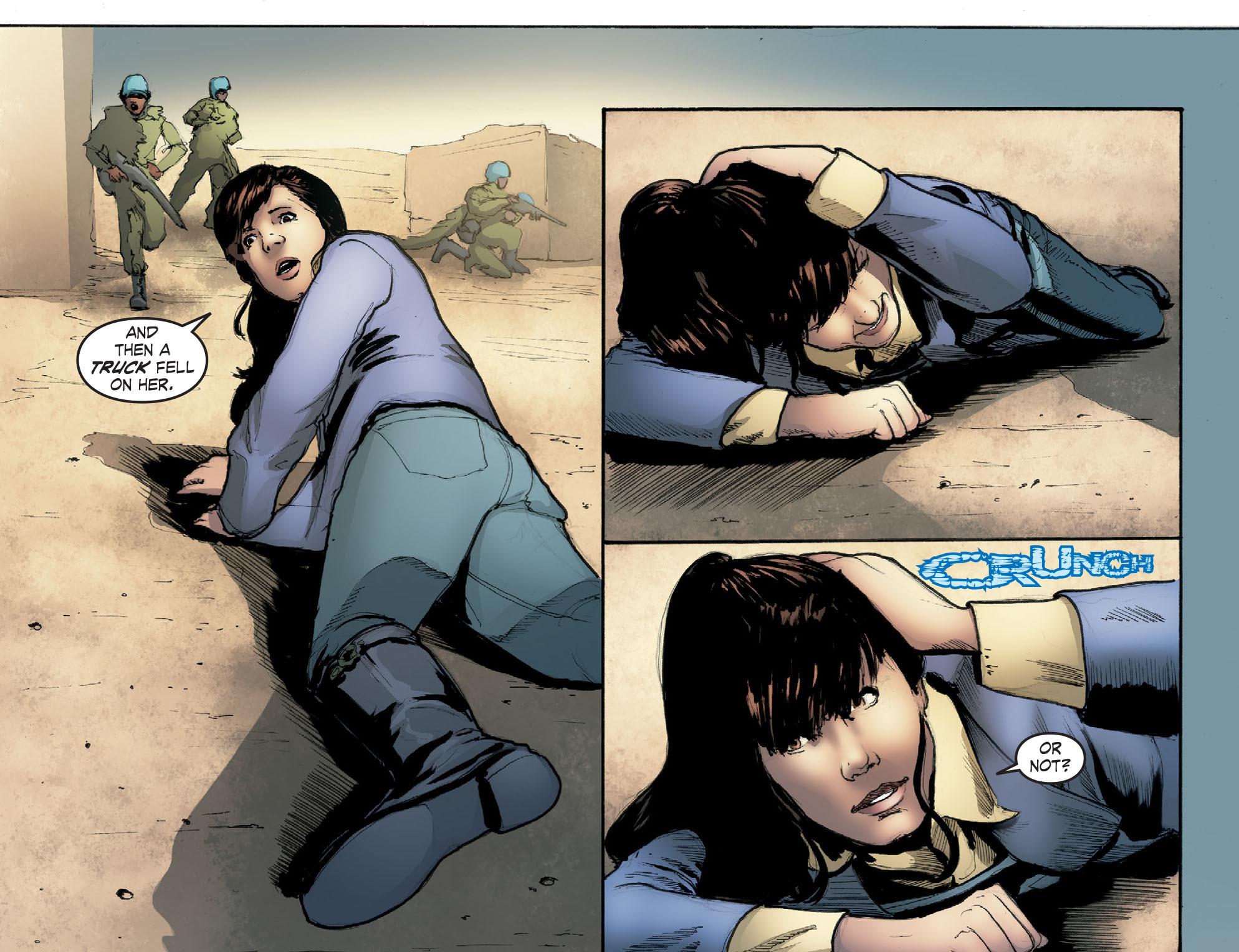 Read online Smallville: Season 11 comic -  Issue #41 - 19