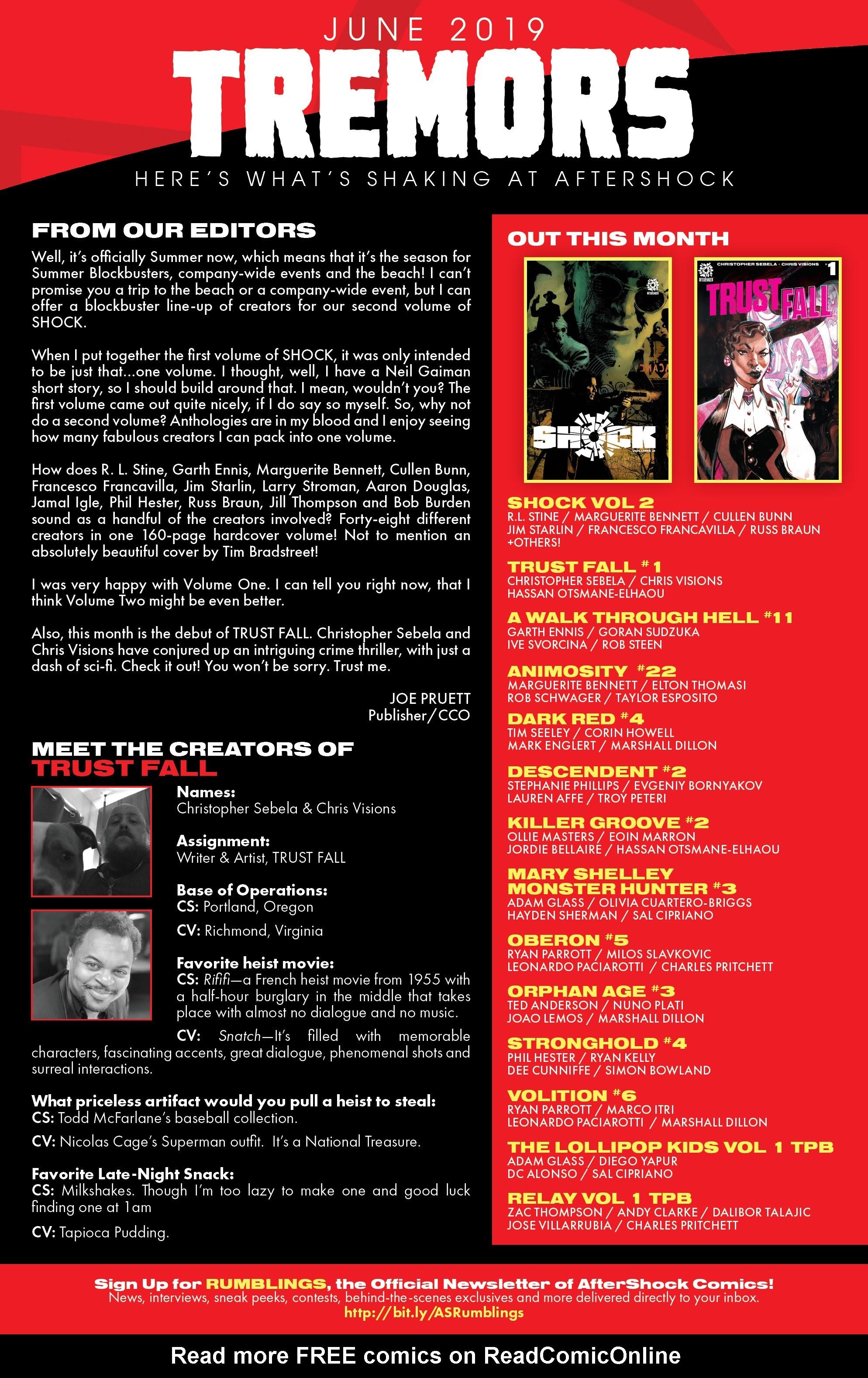 Read online Dark Red comic -  Issue #4 - 28