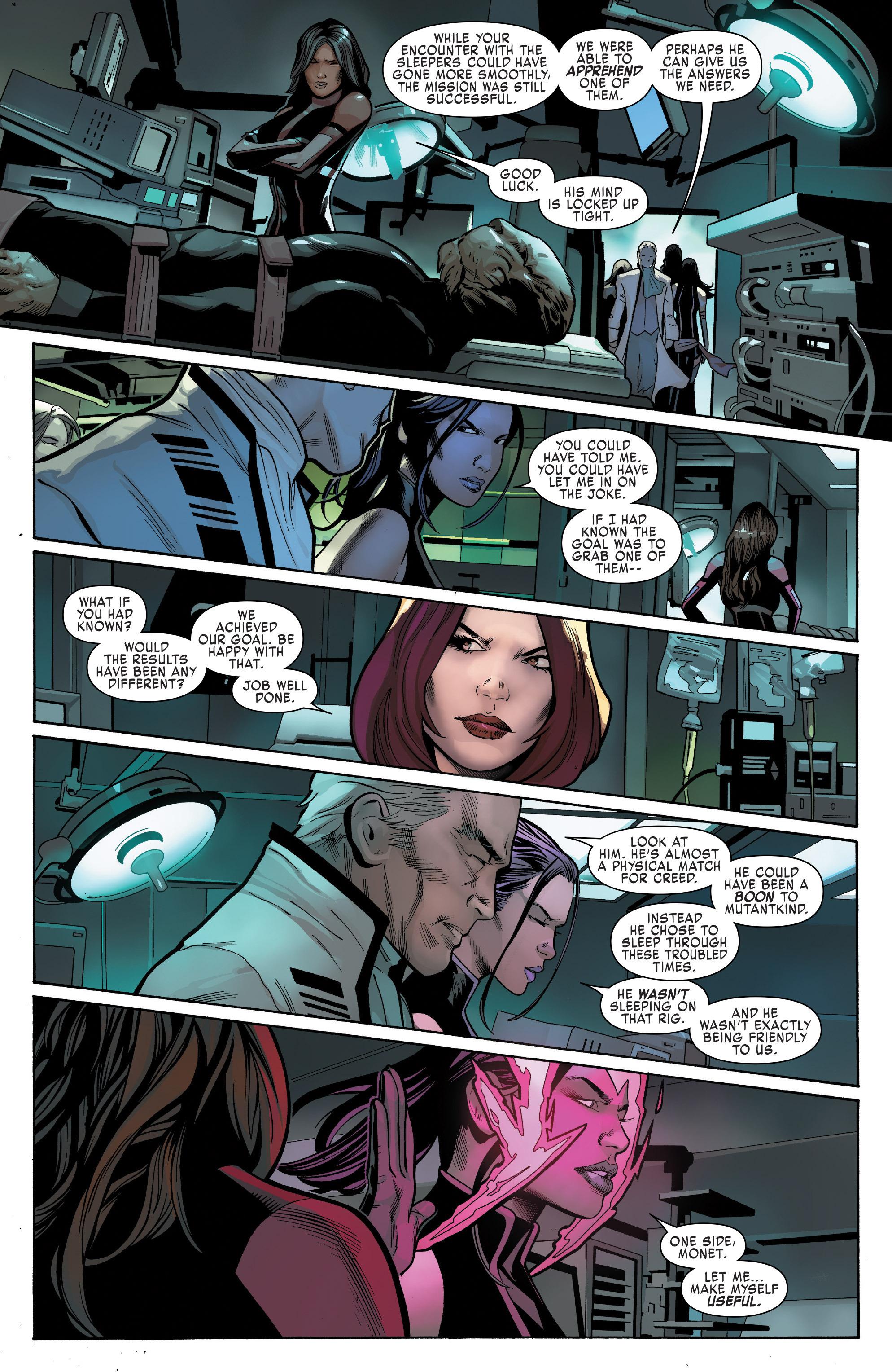 Read online Uncanny X-Men (2016) comic -  Issue #13 - 12