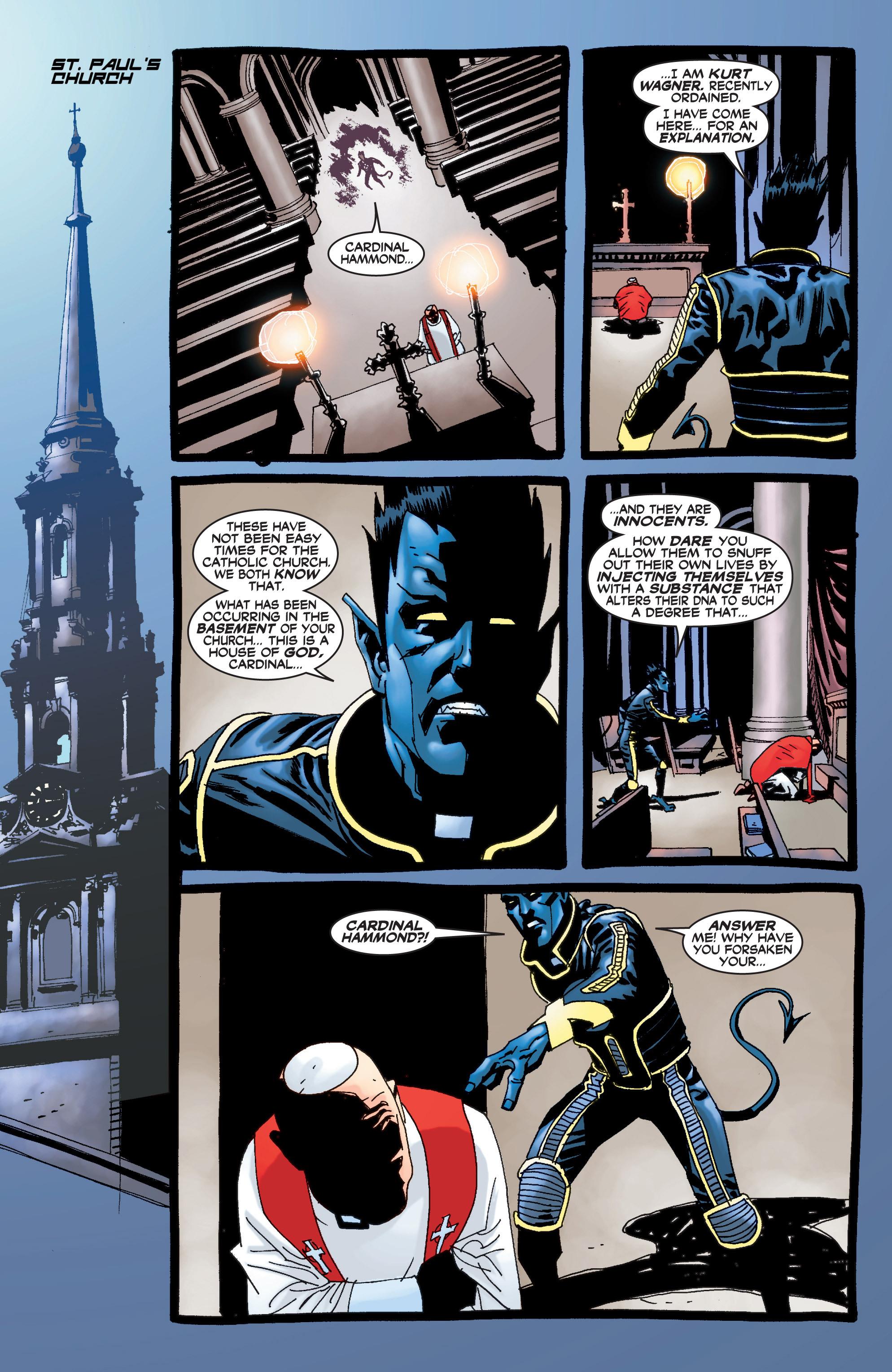 Read online Uncanny X-Men (1963) comic -  Issue #409 - 6