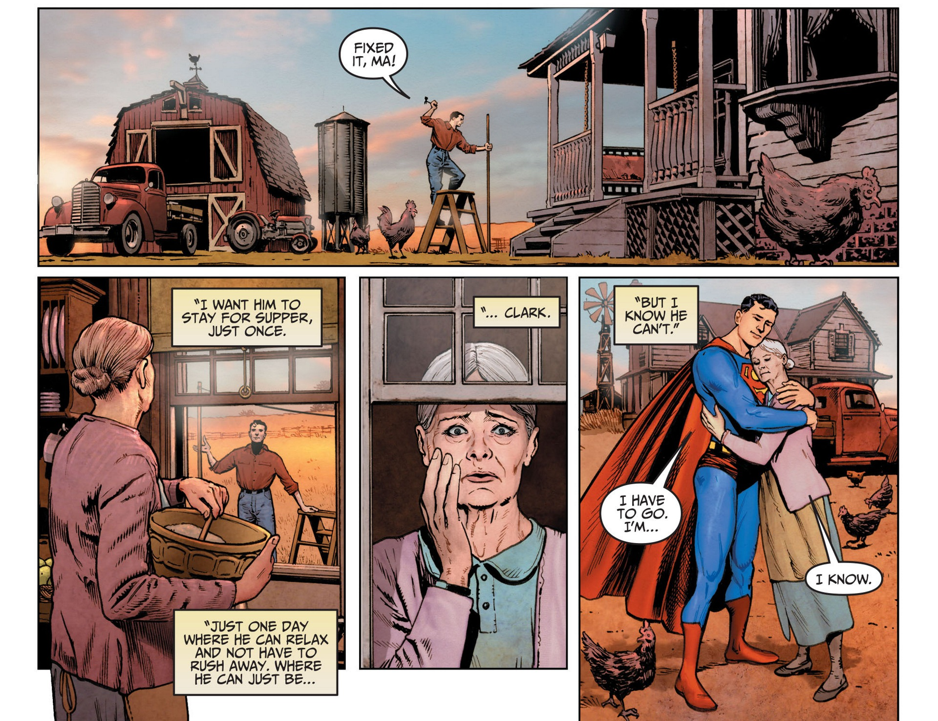 Read online Adventures of Superman [I] comic -  Issue #12 - 8