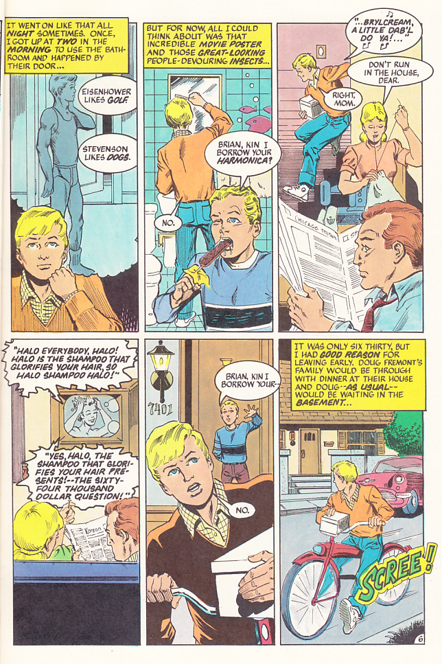 Read online Twisted Tales (1987) comic -  Issue # Full - 9