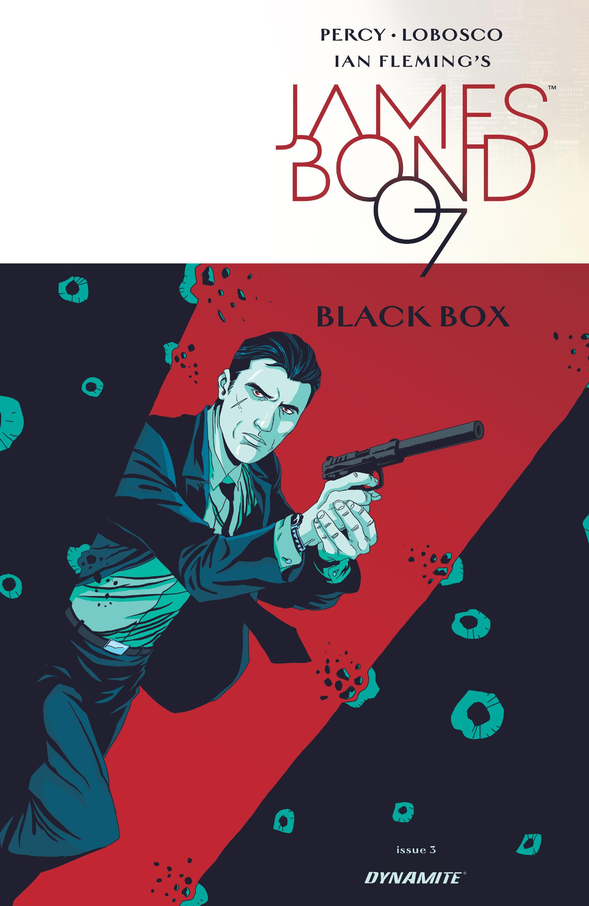 Read online James Bond (2017) comic -  Issue #3 - 30