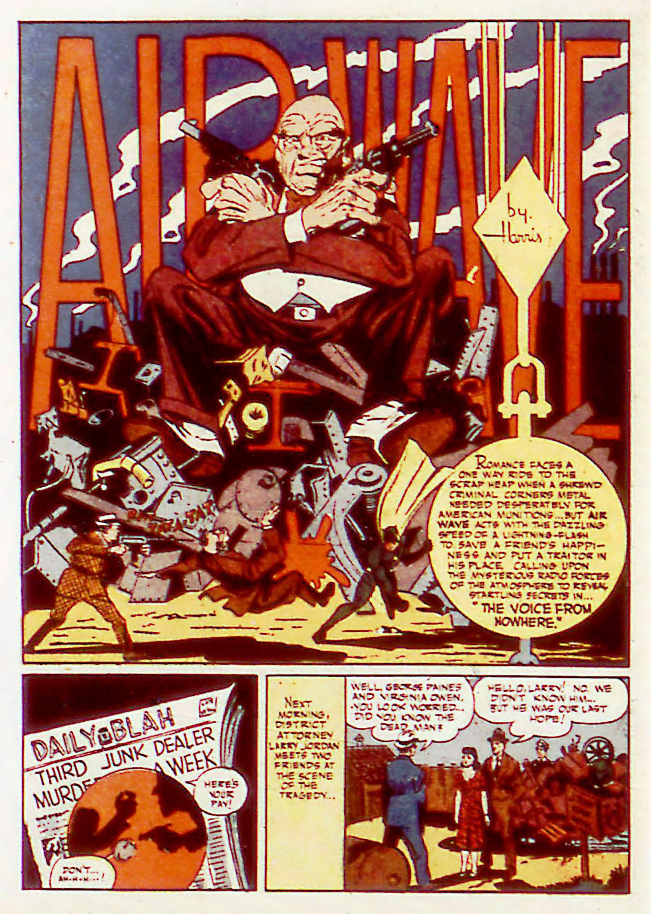 Read online Detective Comics (1937) comic -  Issue #71 - 50
