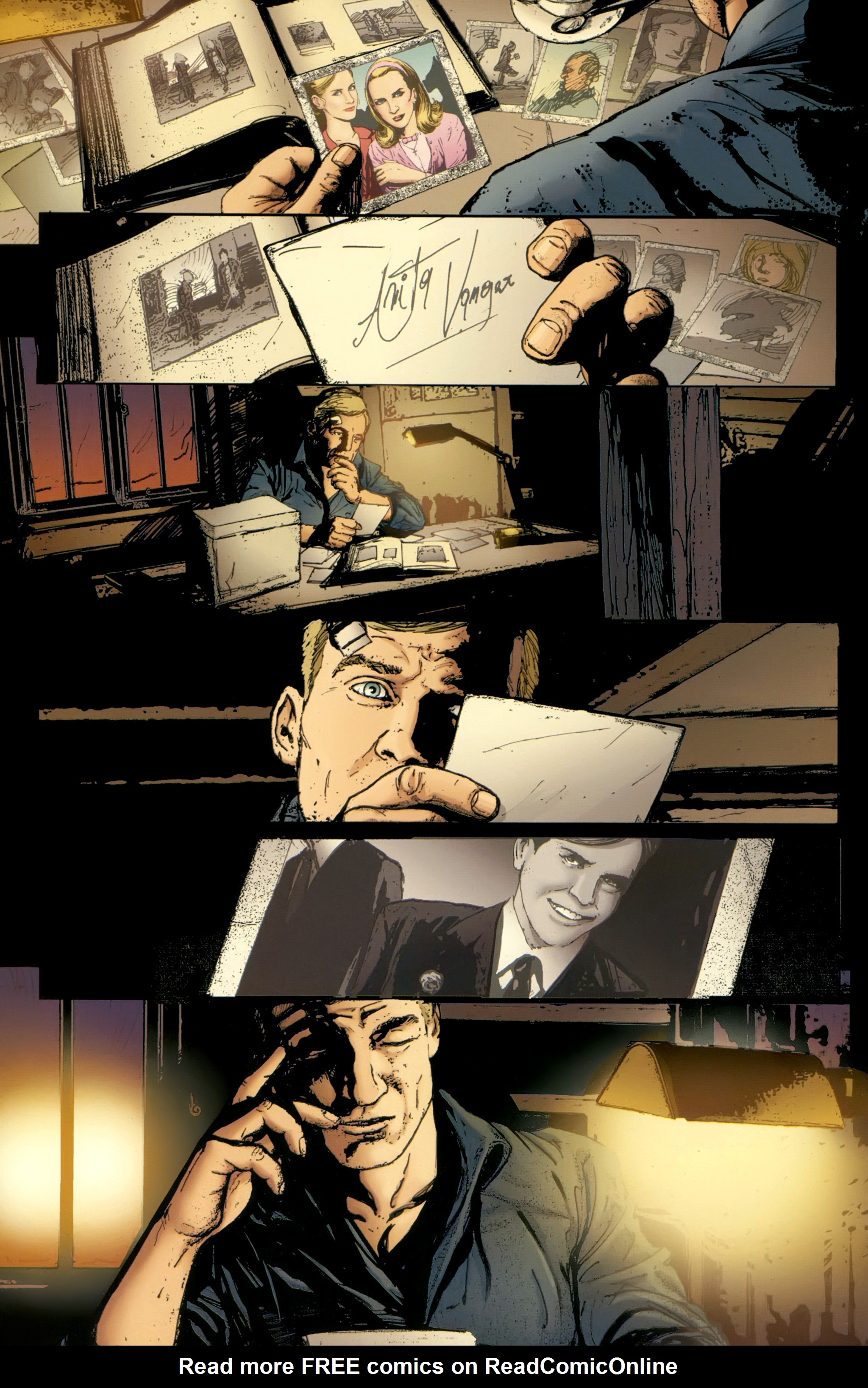 Read online The Girl With the Dragon Tattoo comic -  Issue # TPB 2 - 76