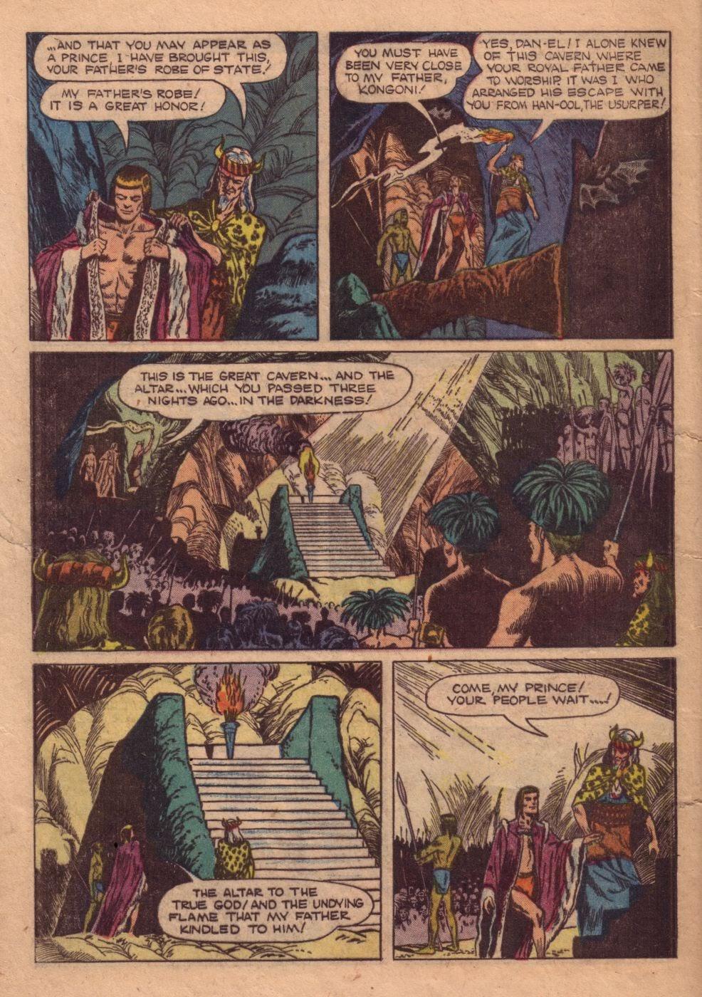 Tarzan (1948) issue 40 - Page 48