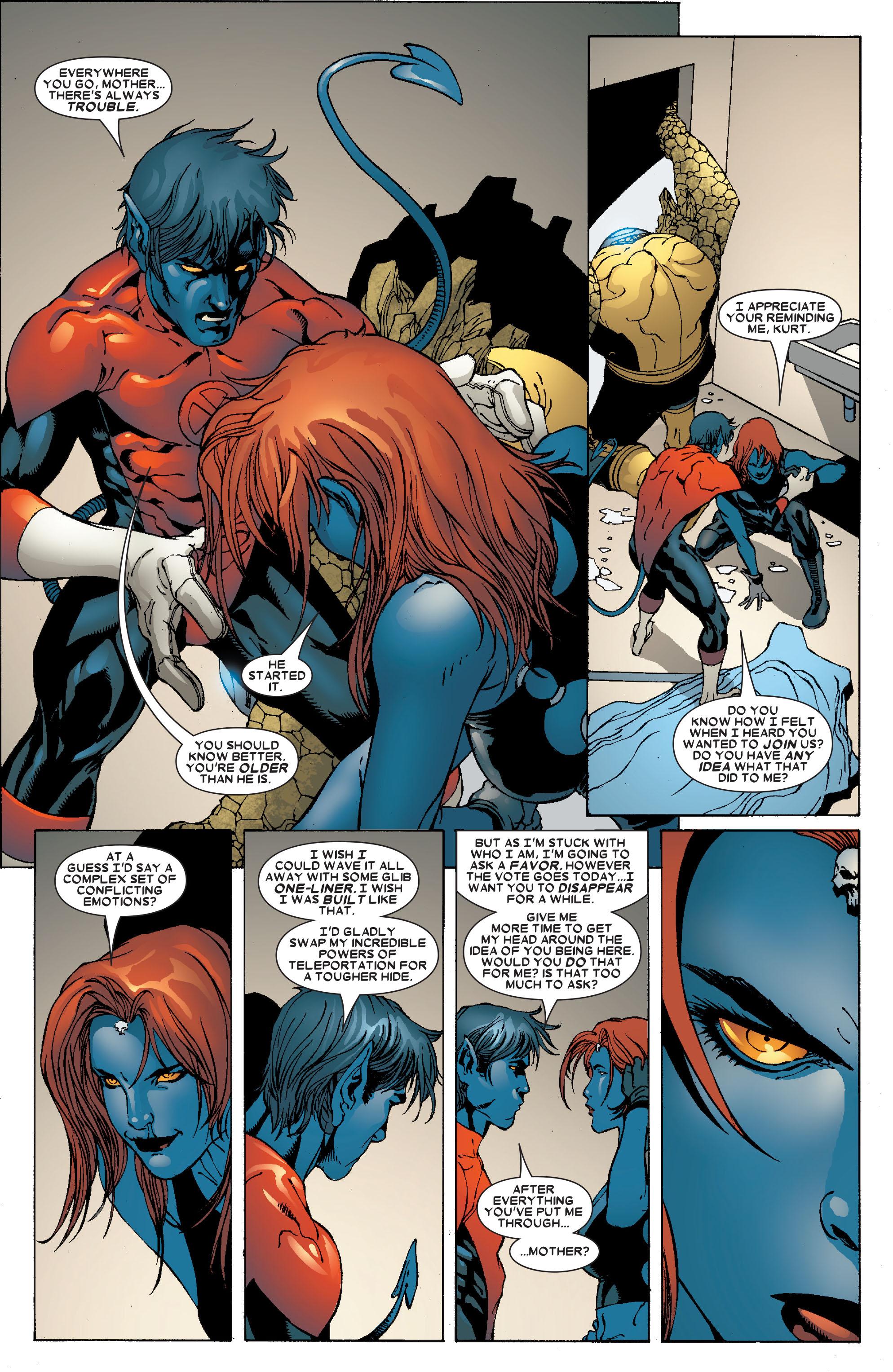 X-Men (1991) 174 Page 20