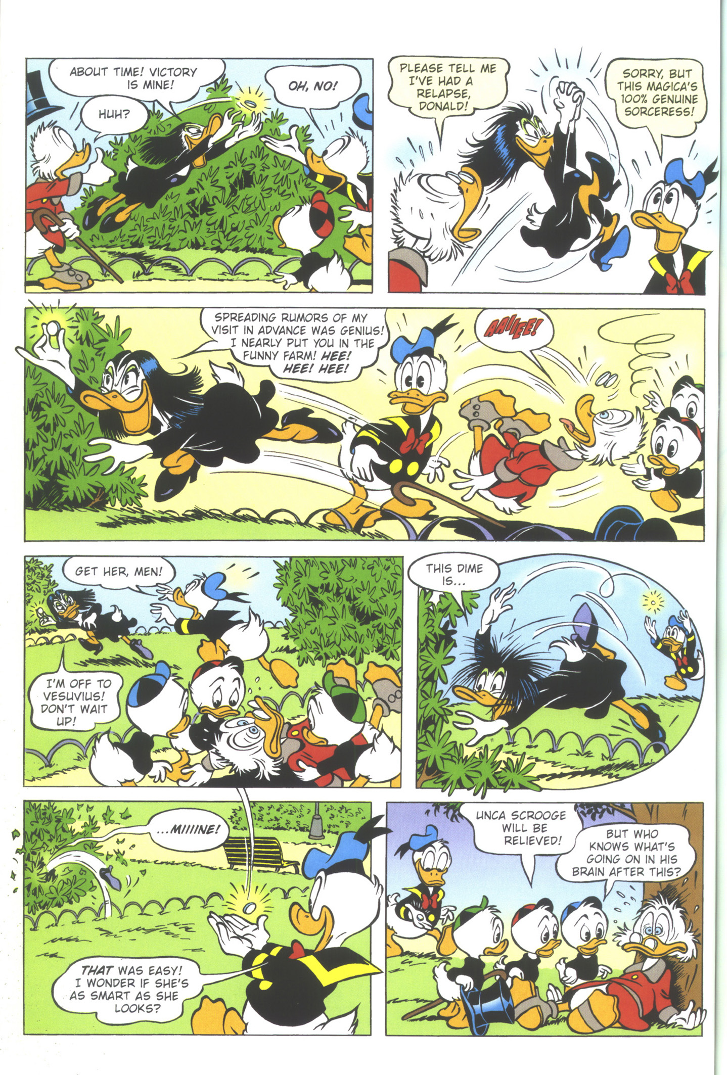 Read online Uncle Scrooge (1953) comic -  Issue #352 - 52