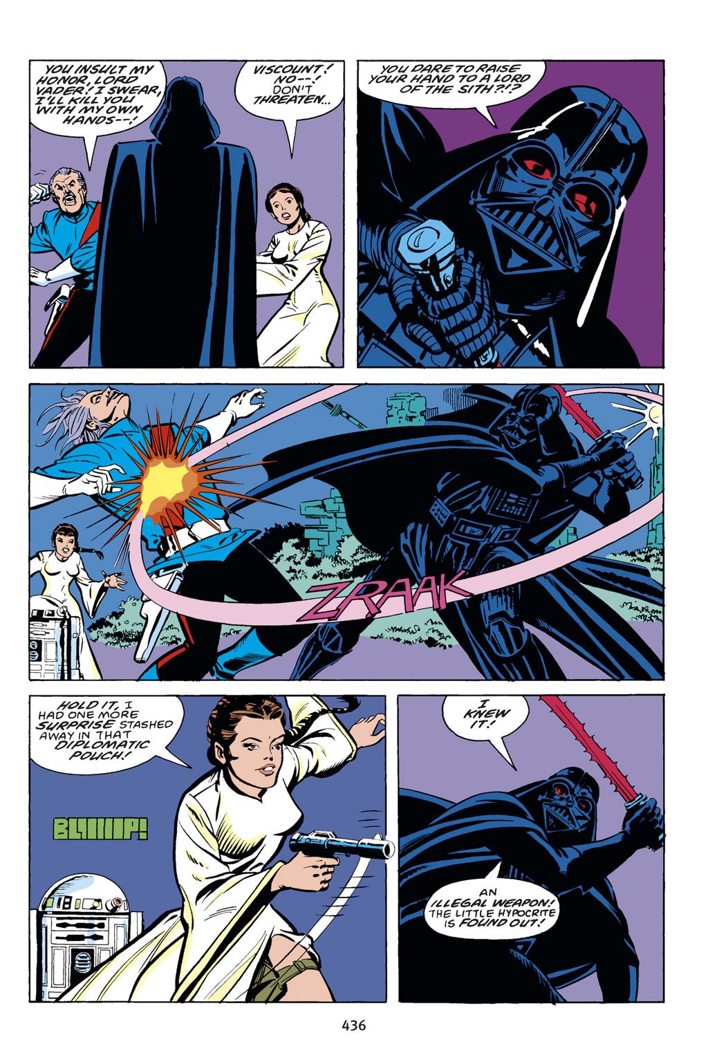 Read online Star Wars Omnibus comic -  Issue # Vol. 14 - 430