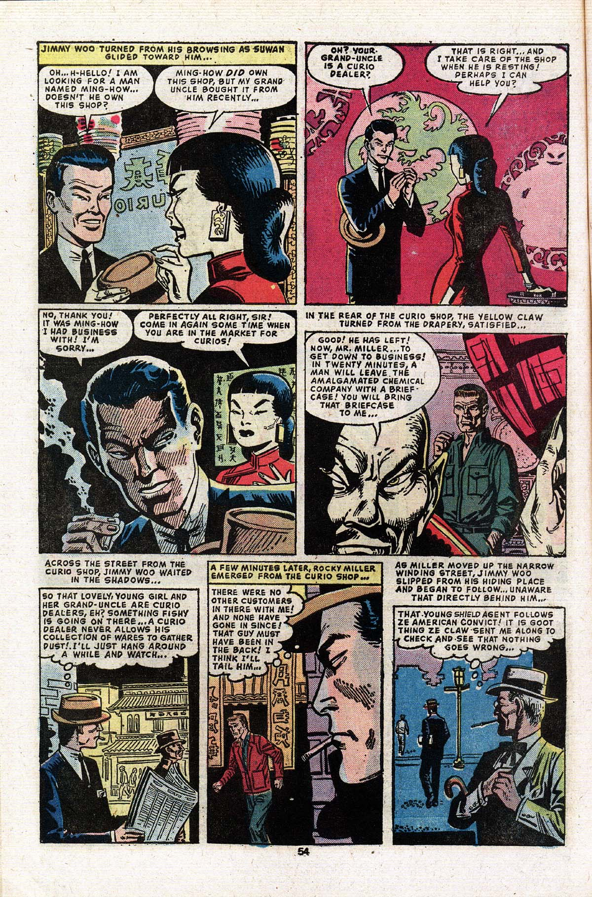 Read online Giant-Size Master of Kung Fu comic -  Issue #2 - 47