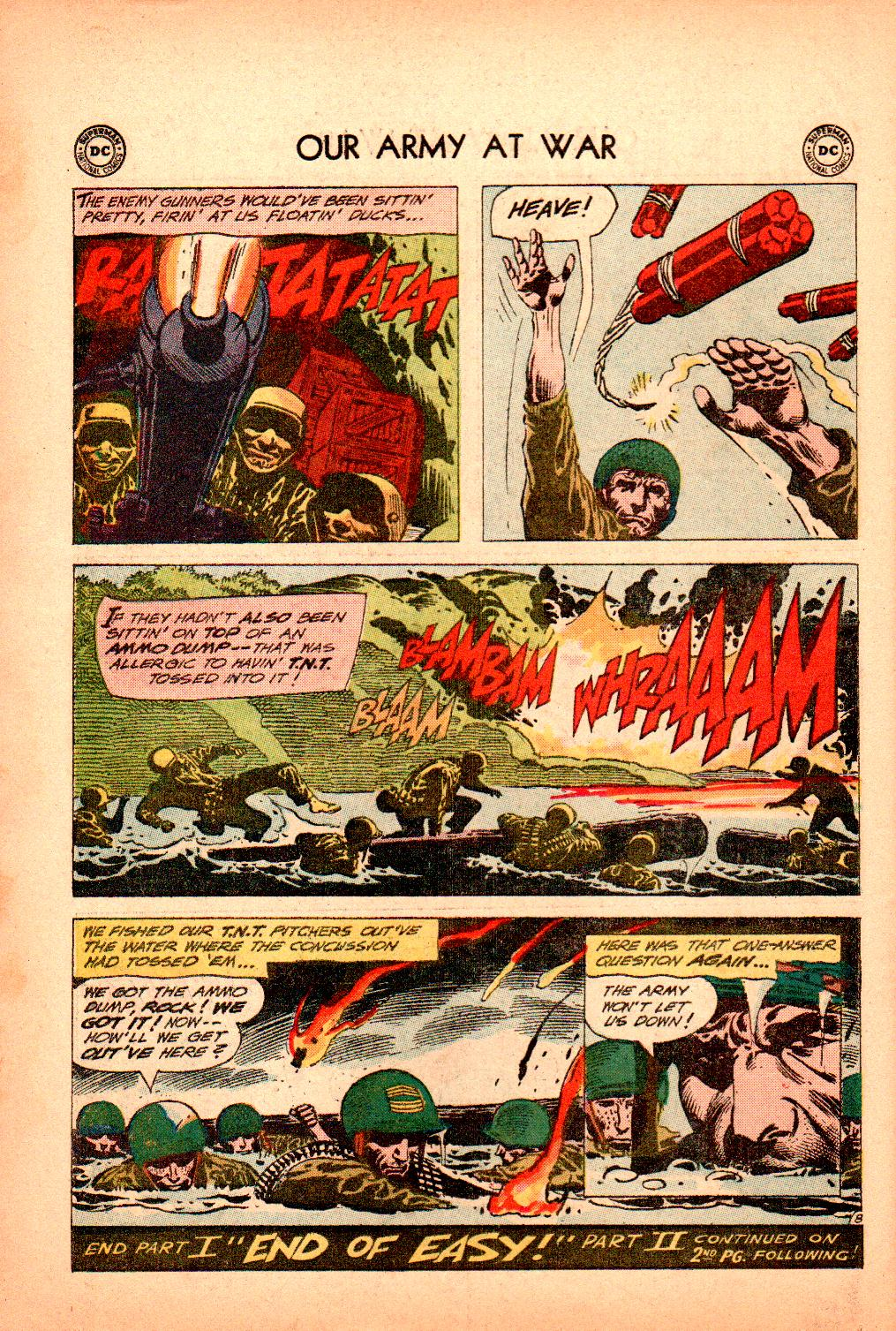 Our Army at War (1952) issue 101 - Page 10