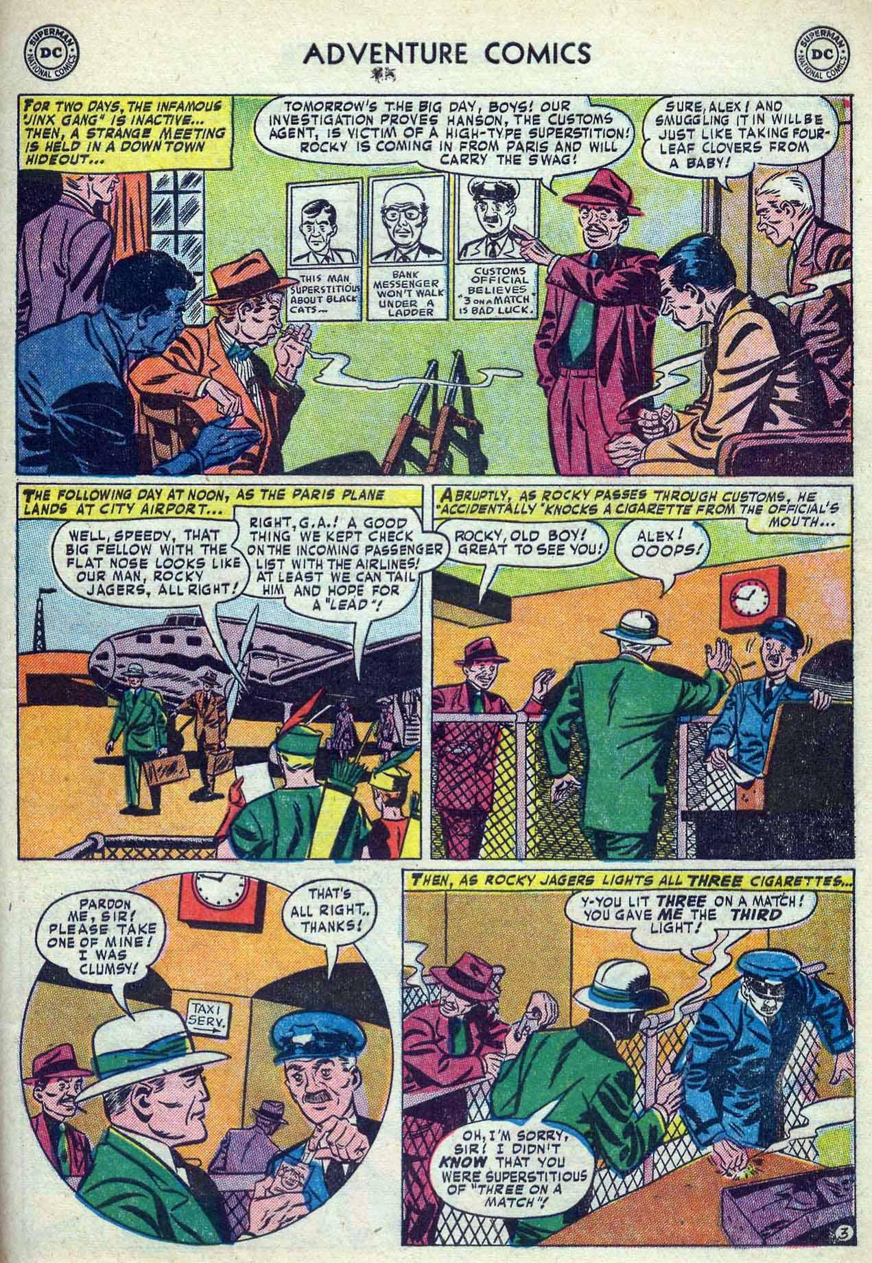 Read online Adventure Comics (1938) comic -  Issue #180 - 37