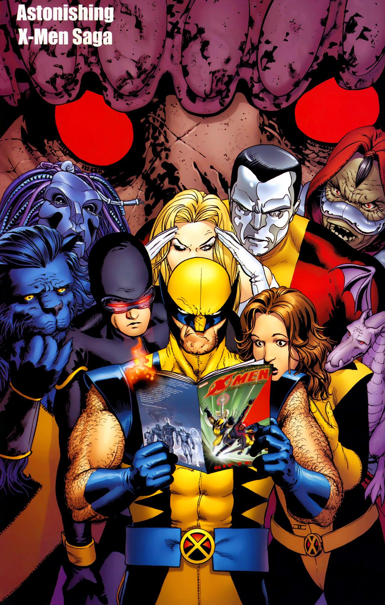 Read online Giant-Size Astonishing X-Men comic -  Issue # Full - 55
