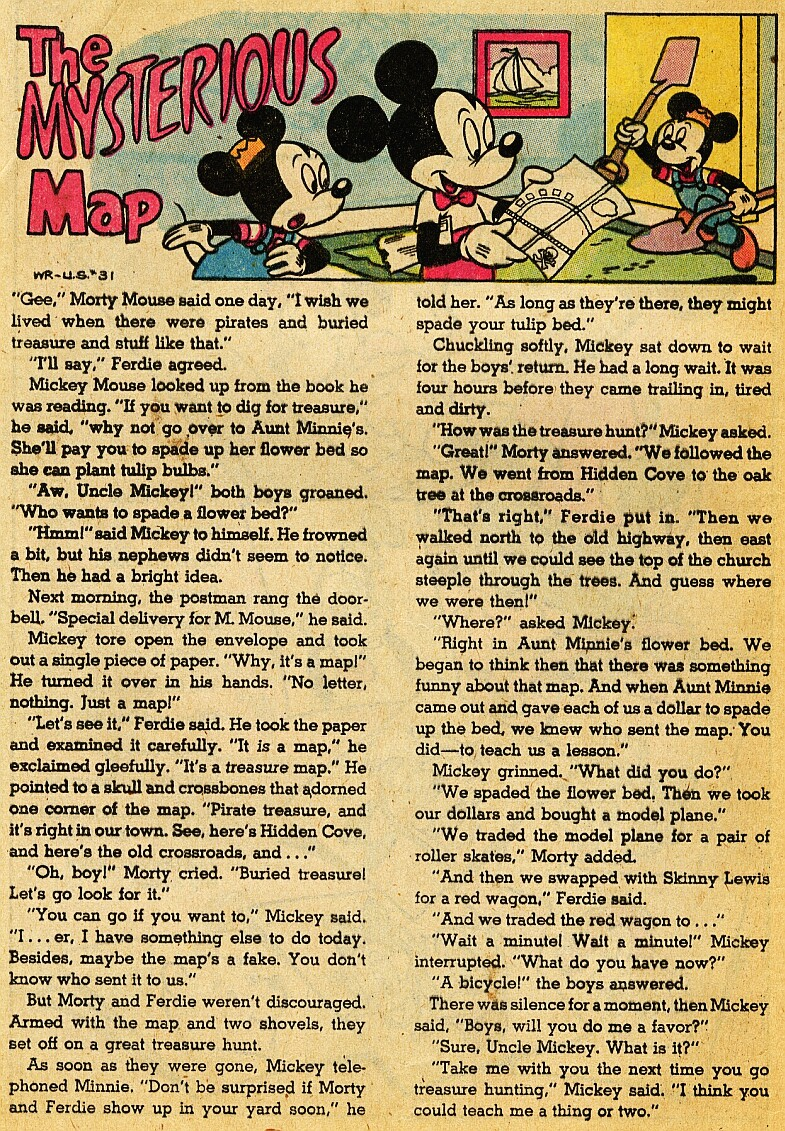 Read online Uncle Scrooge (1953) comic -  Issue #157 - 32