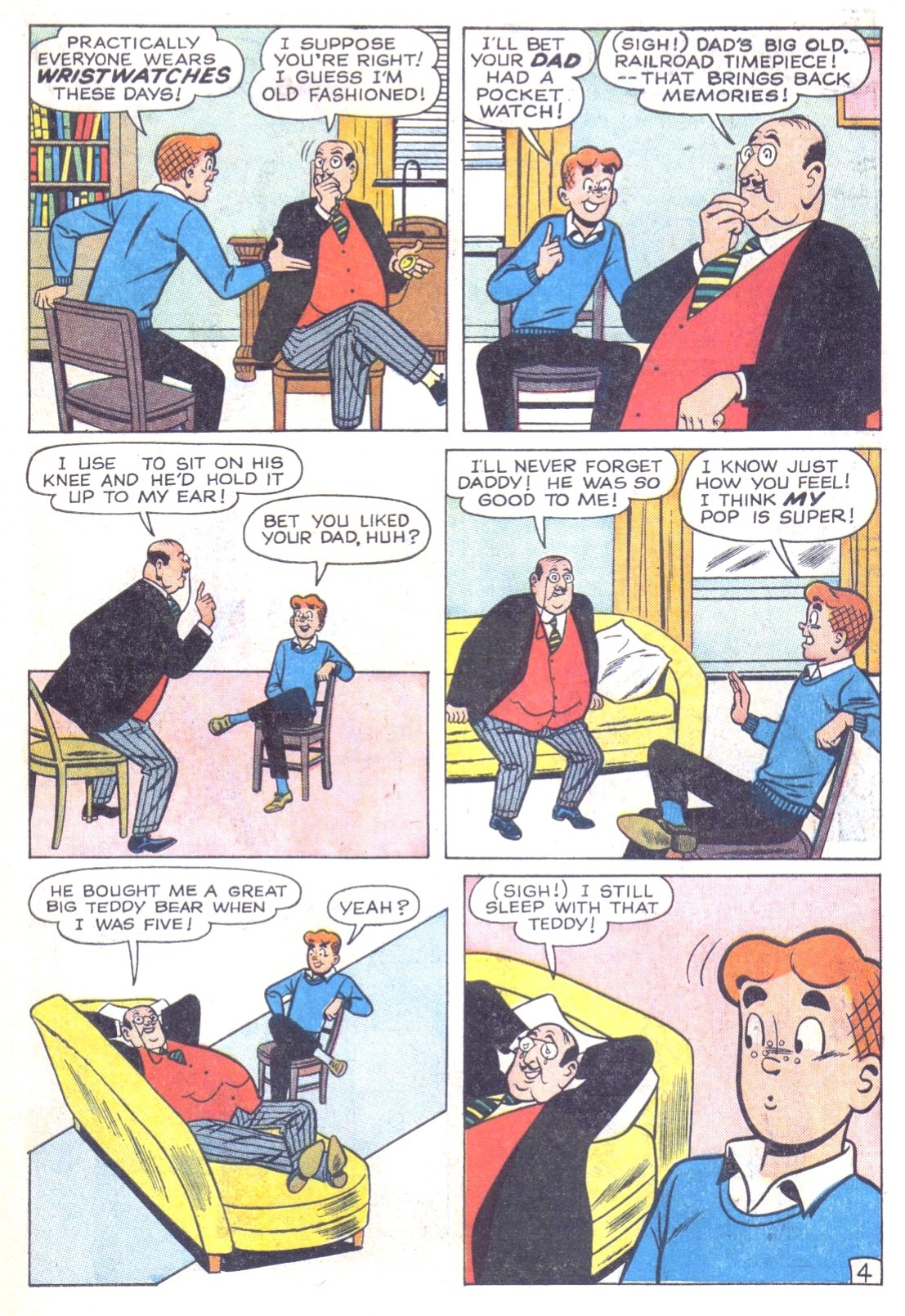 Read online Archie (1960) comic -  Issue #156 - 23